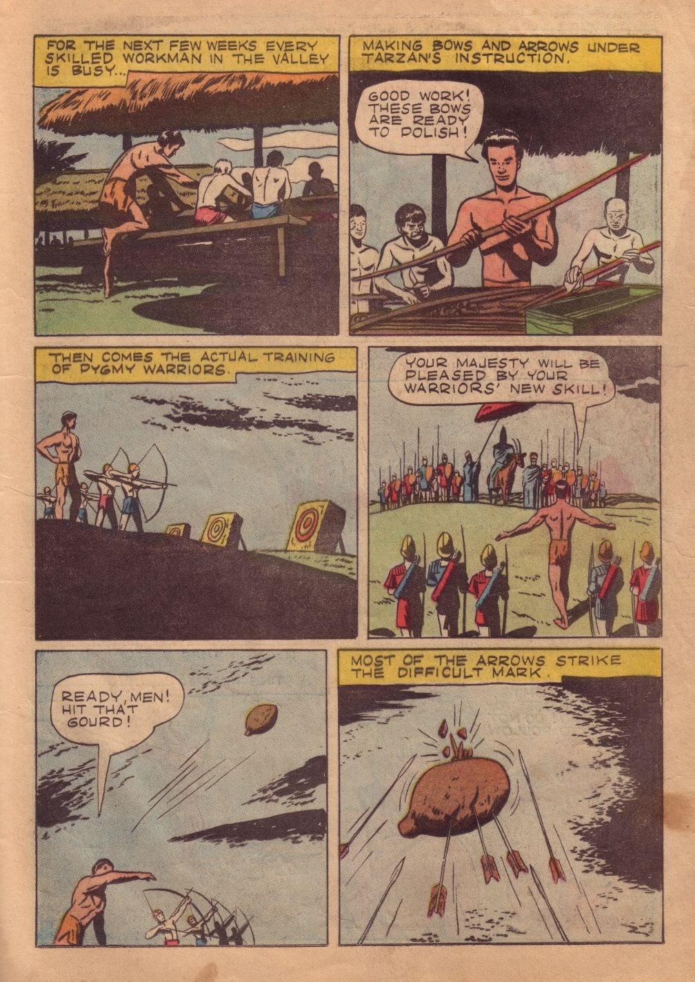Tarzan (1948) issue 8 - Page 25