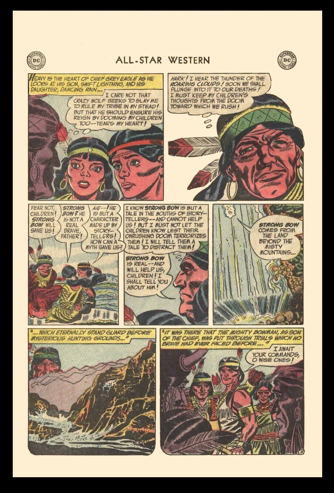Read online All-Star Western (1951) comic -  Issue #72 - 12