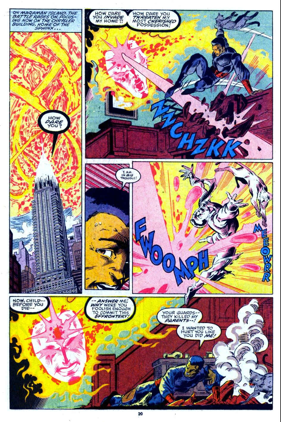 The New Warriors Issue #13 #17 - English 17