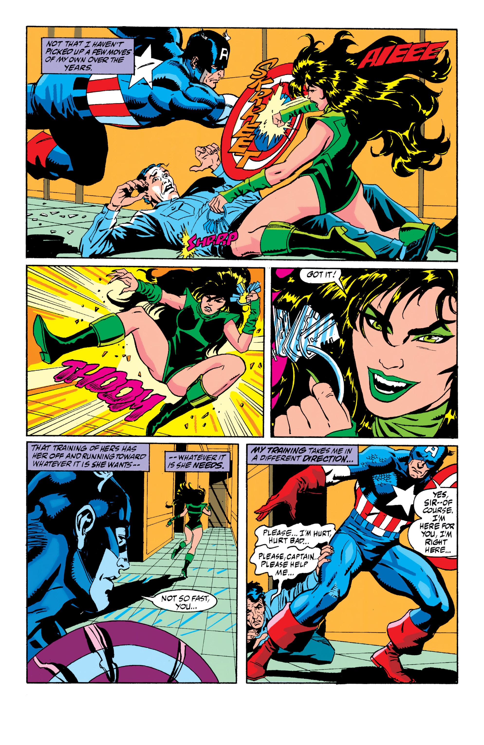 Read online Captain America (1968) comic -  Issue # _Annual 10 - 8