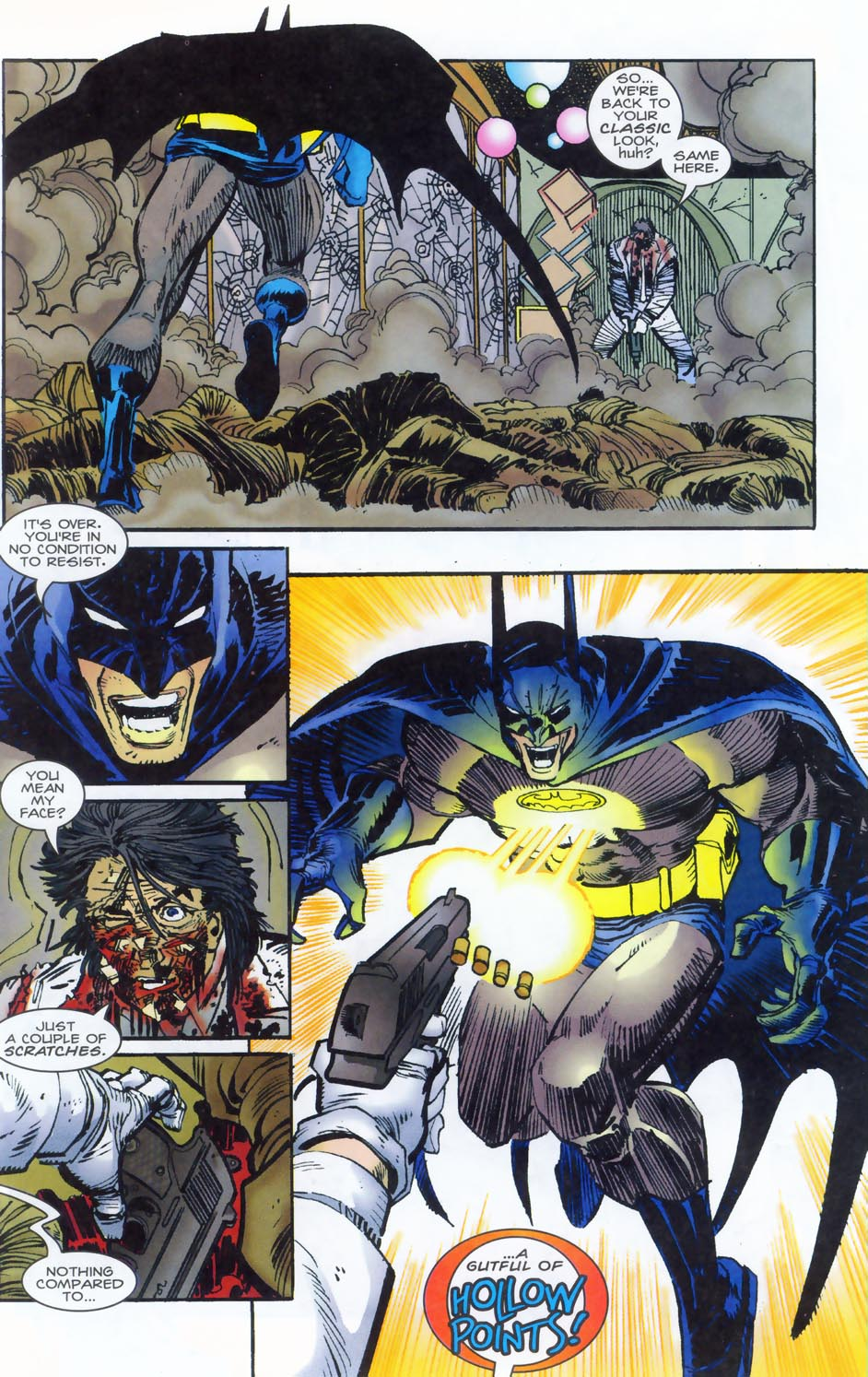 Read online Punisher/Batman: Deadly Knights comic -  Issue # Full - 35