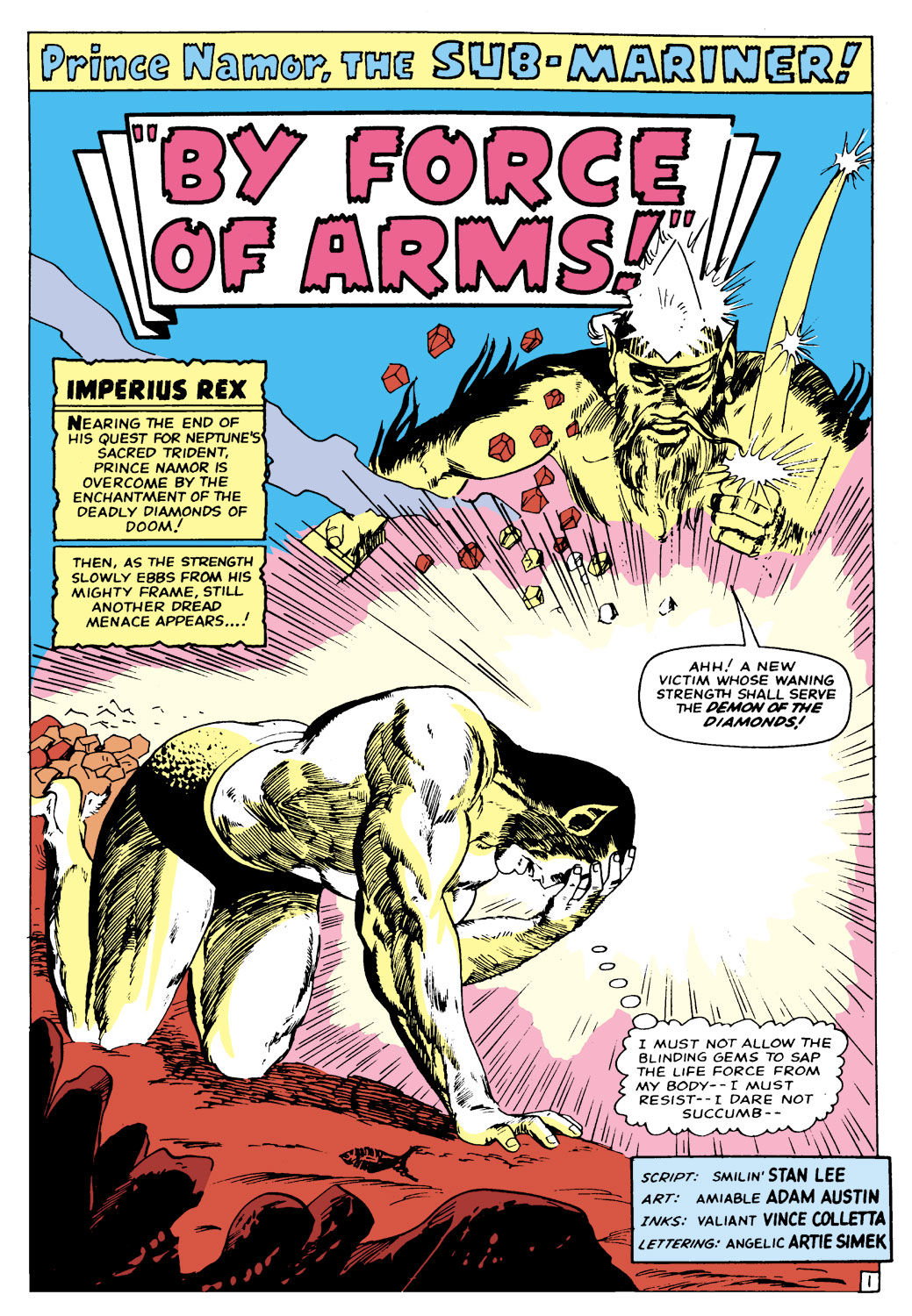 Tales to Astonish (1959) issue 73 - Page 2