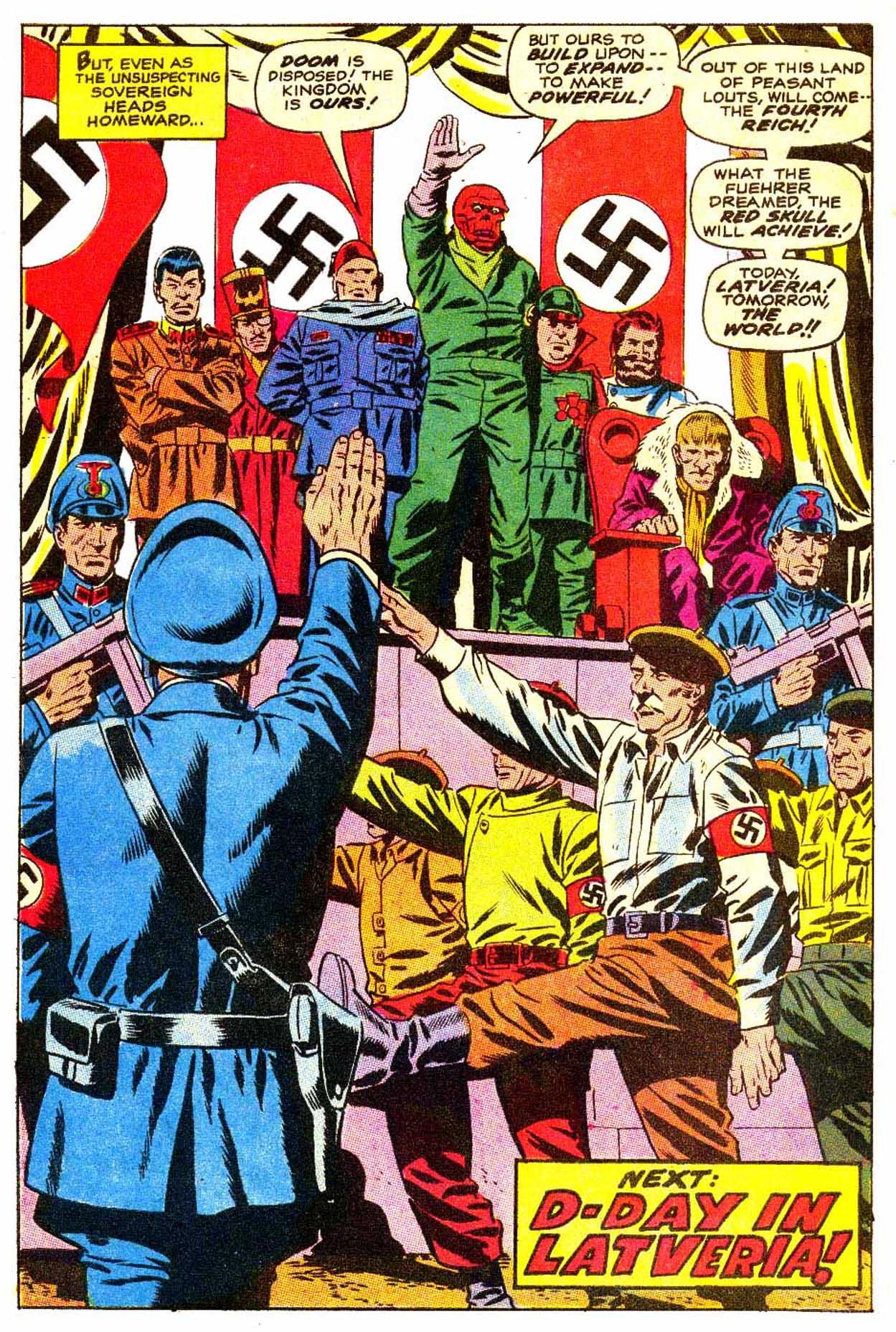 Read online Astonishing Tales (1970) comic -  Issue #4 - 11