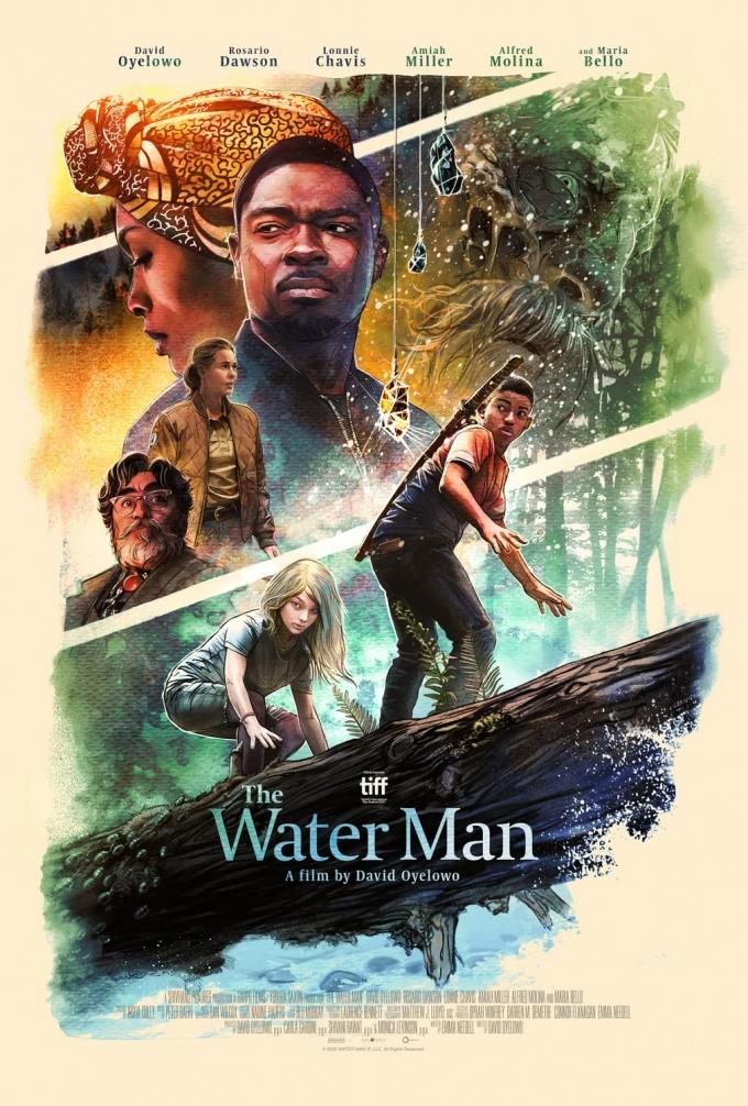 Đi Tìm Water Man