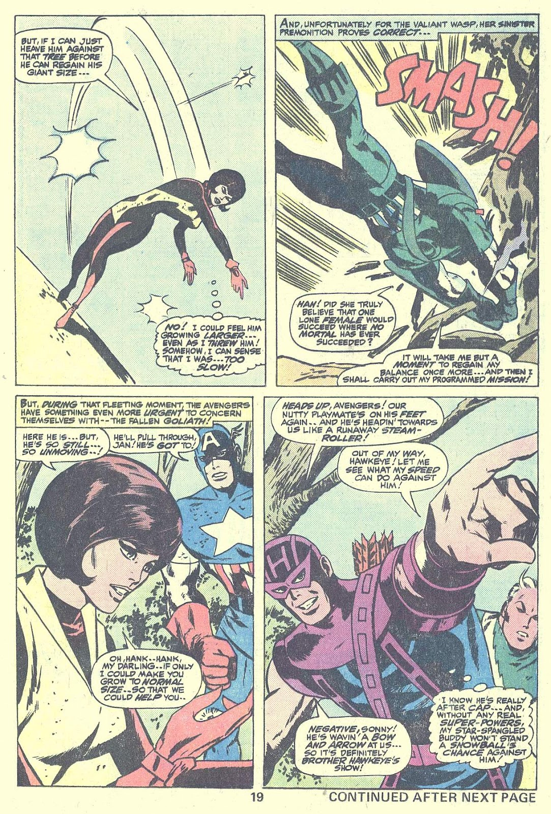 Marvel Triple Action (1972) issue 37 - Page 21