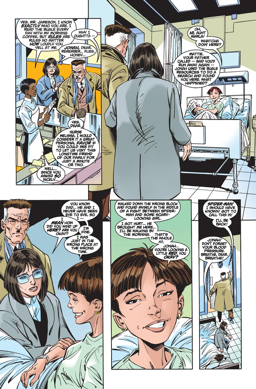 The Amazing Spider-Man (1999) 6 Page 13