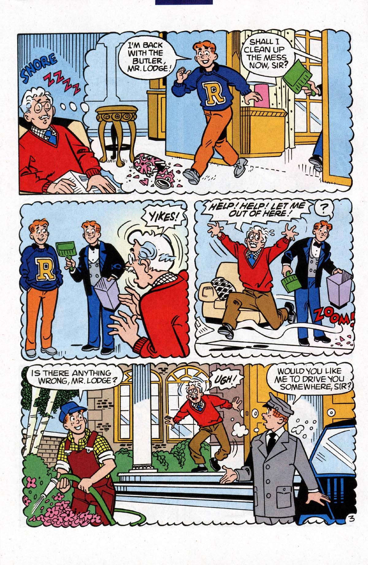 Read online Archie (1960) comic -  Issue #528 - 24
