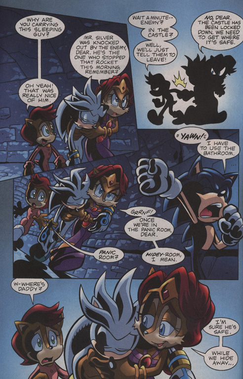 Read online Sonic Universe comic -  Issue #7 - 3