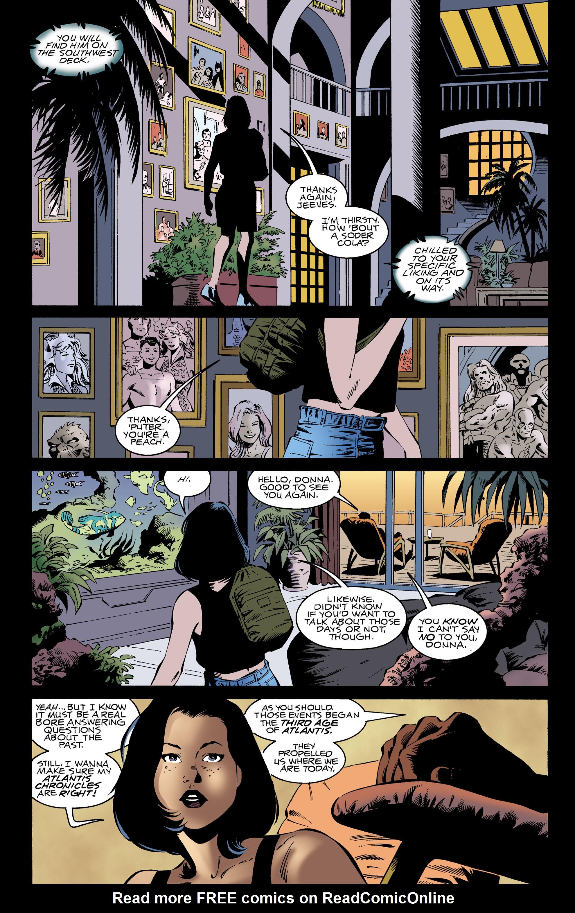 Read online Aquaman (1994) comic -  Issue #63 - 3