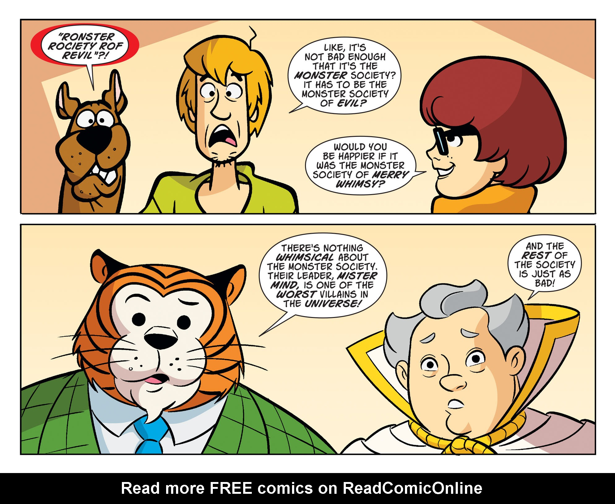 Read online Scooby-Doo! Team-Up comic -  Issue #31 - 10