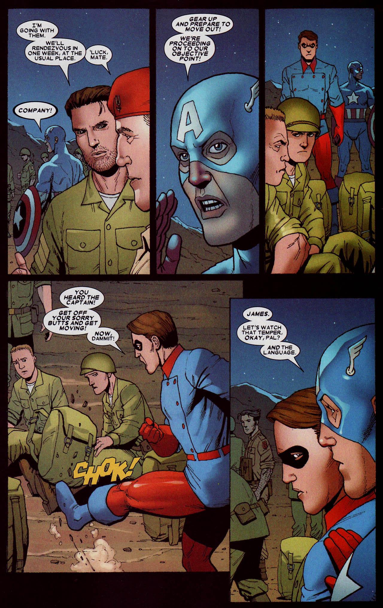 Read online Wolverine: Origins comic -  Issue #18 - 12