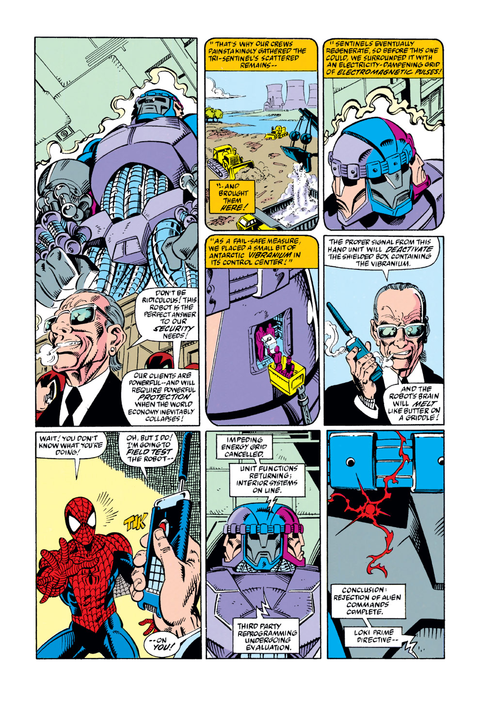 The Amazing Spider-Man (1963) 351 Page 18