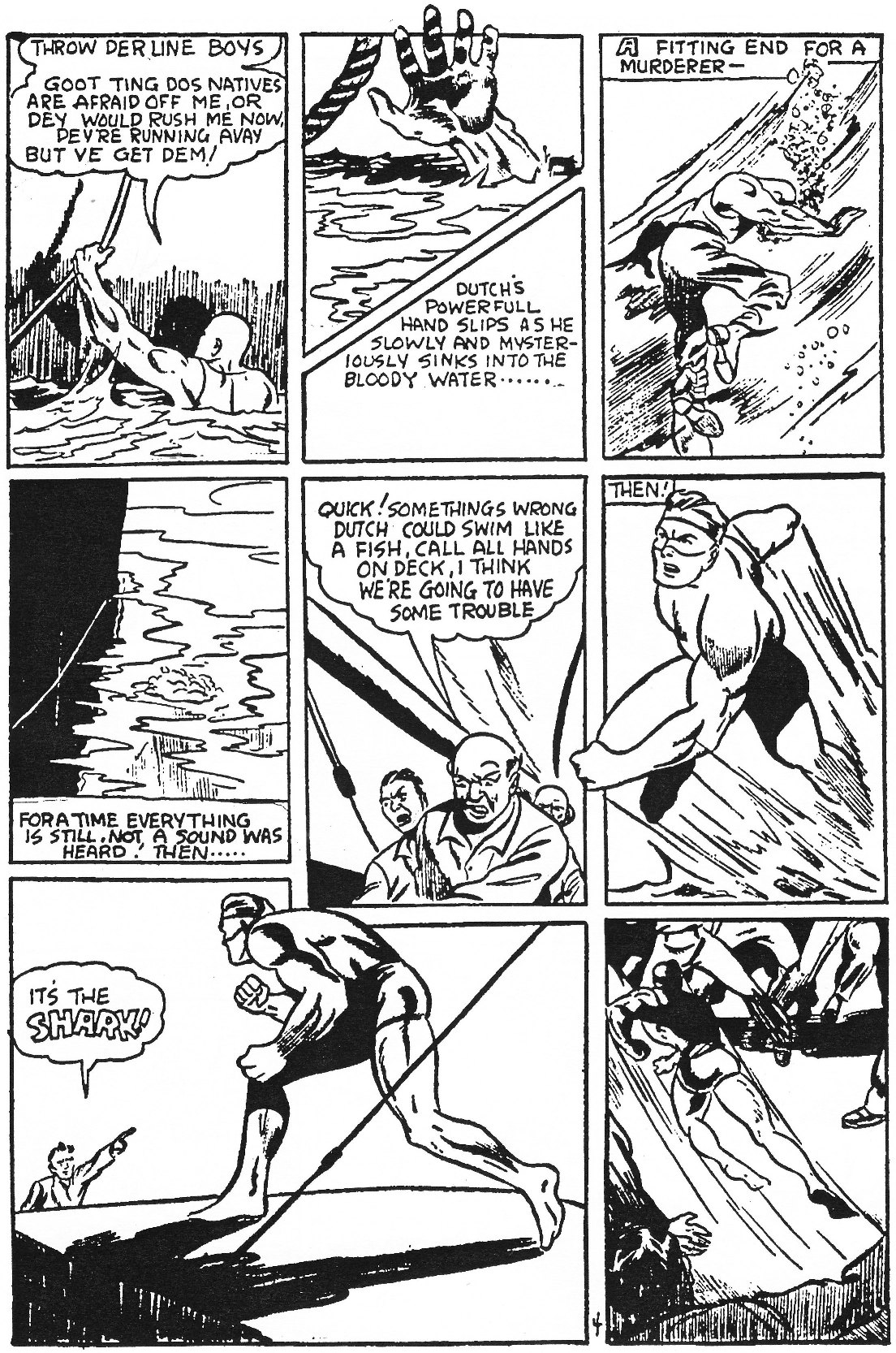 Read online Men of Mystery Comics comic -  Issue #63 - 38