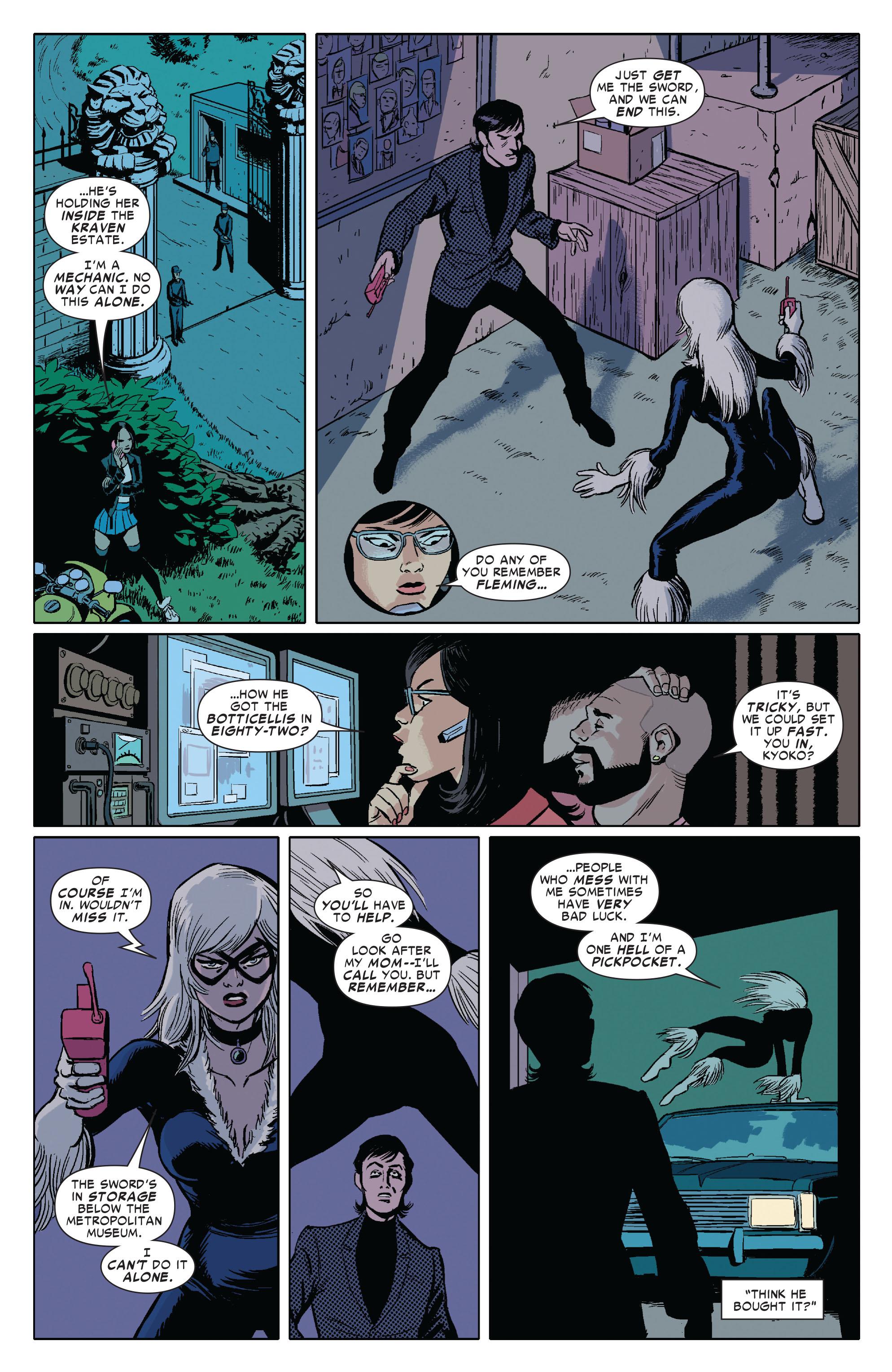 Read online Amazing Spider-Man Presents: Black Cat comic -  Issue #3 - 7