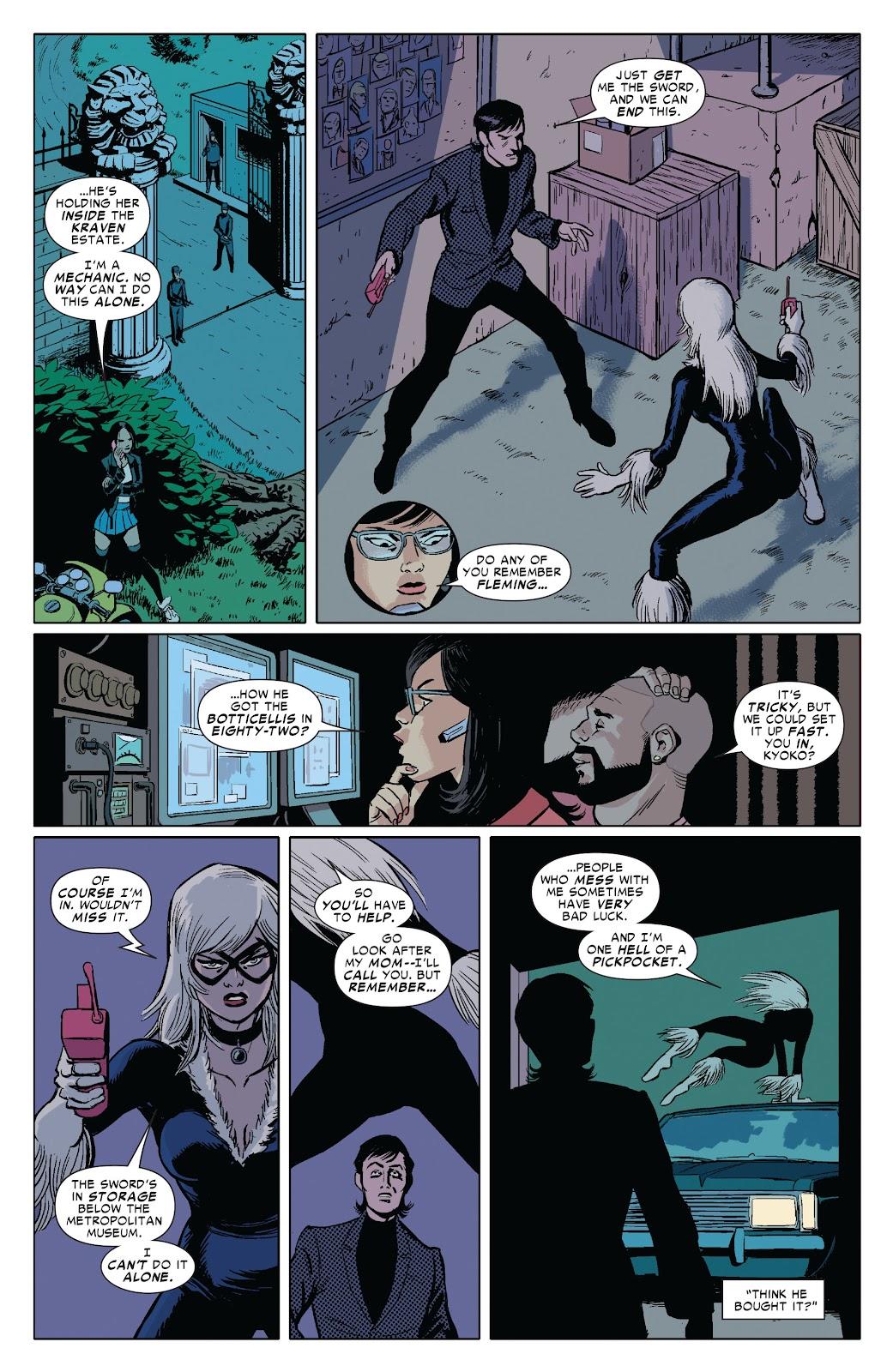 Amazing Spider-Man Presents: Black Cat Issue #3 #3 - English 7