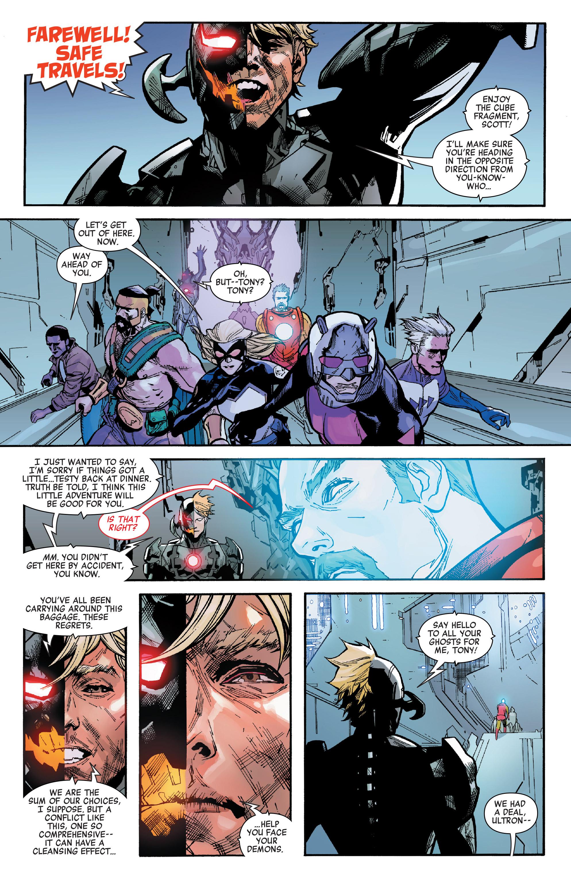 Read online Secret Empire comic -  Issue #4 - 32
