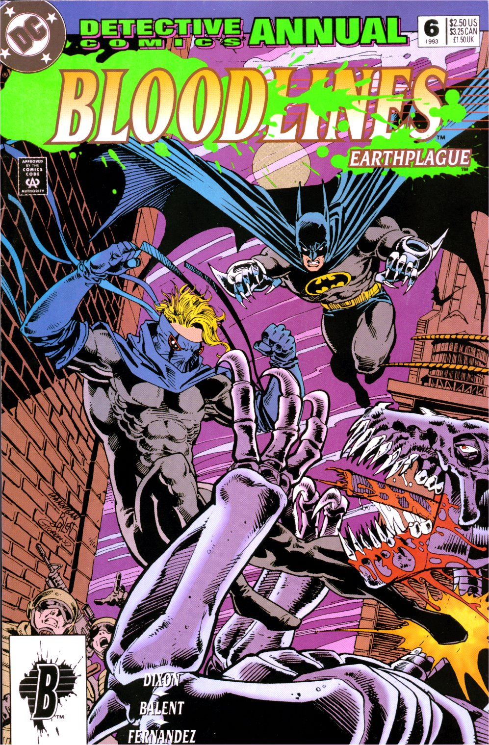 Read online Detective Comics (1937) comic -  Issue # _Annual 6 - 1