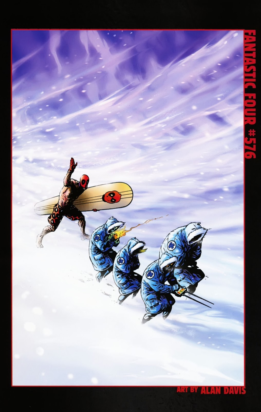 Read online Deadpool (2008) comic -  Issue #1000 - 87