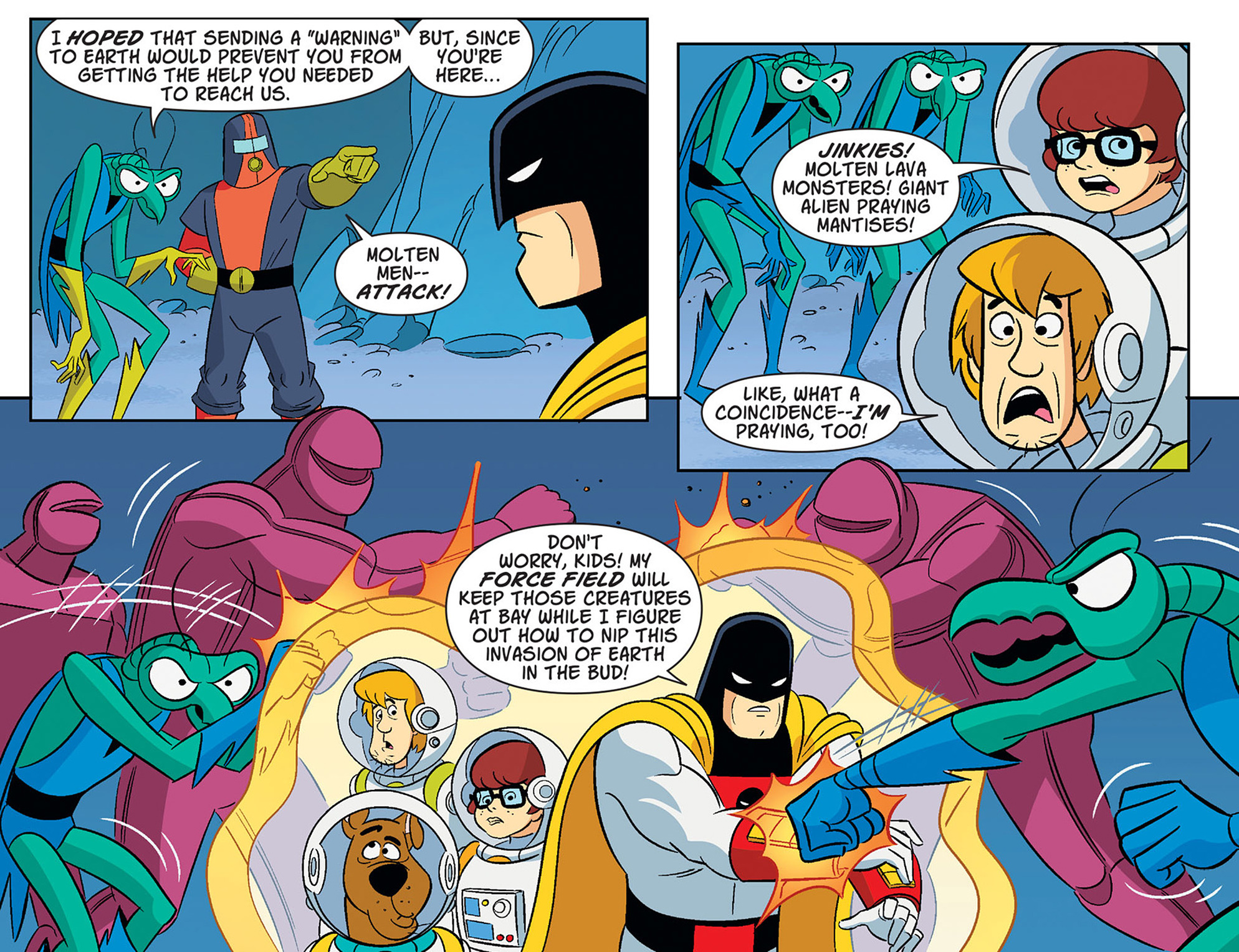 Read online Scooby-Doo! Team-Up comic -  Issue #40 - 12