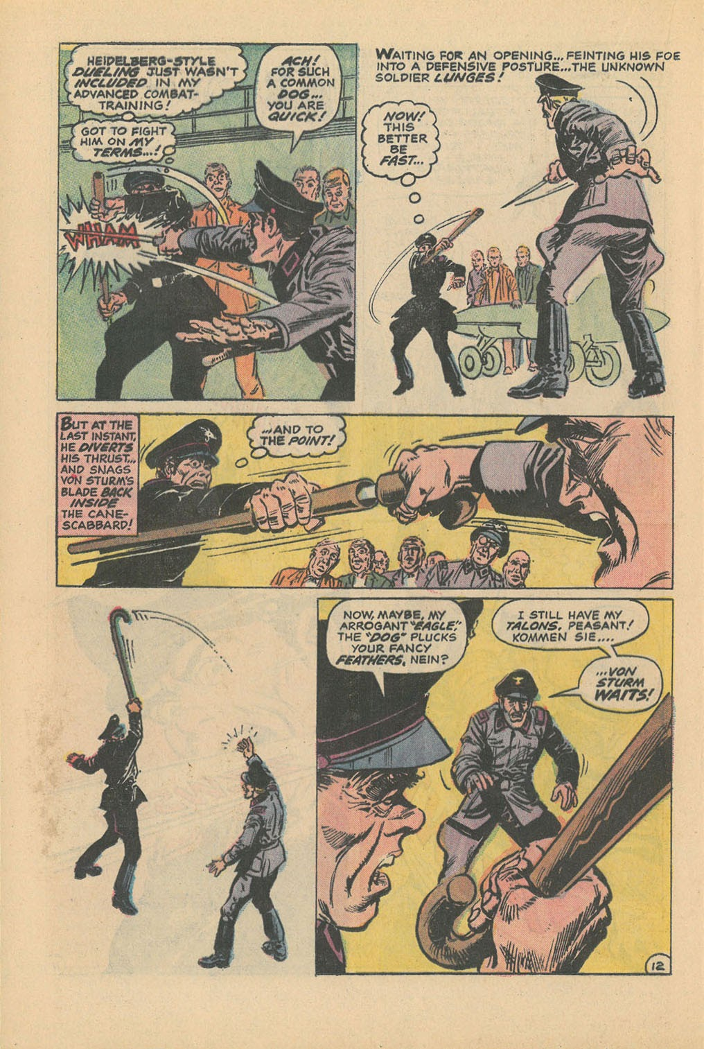 Read online Star Spangled War Stories (1952) comic -  Issue #177 - 16