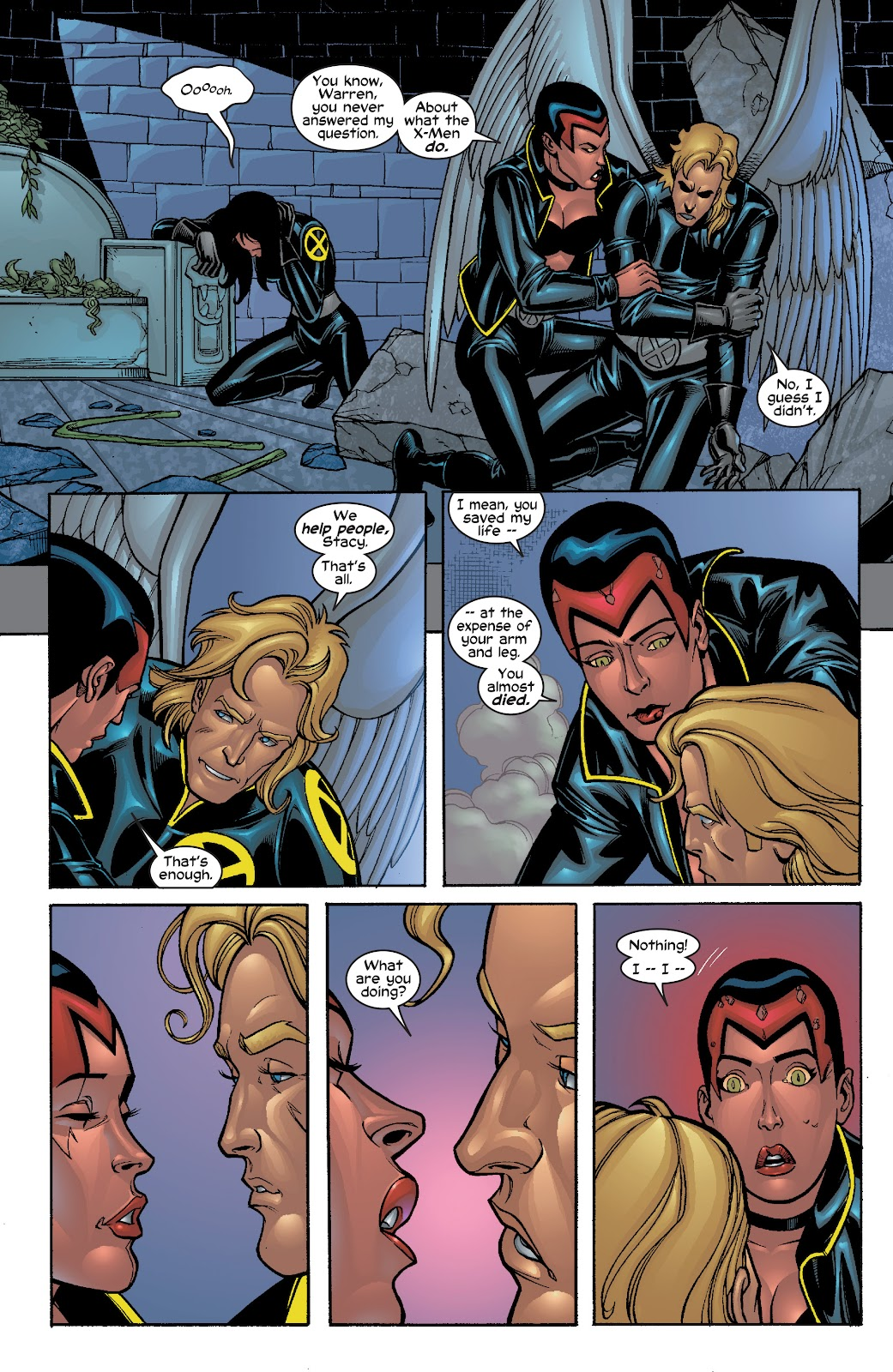 Read online X-Men: Unstoppable comic -  Issue # TPB (Part 1) - 66