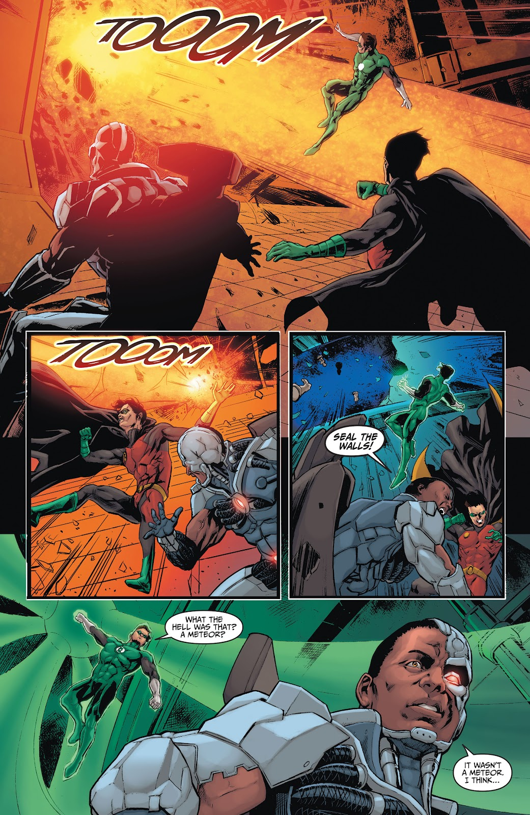 Injustice: Gods Among Us [I] issue _Annual_1 - Page 6