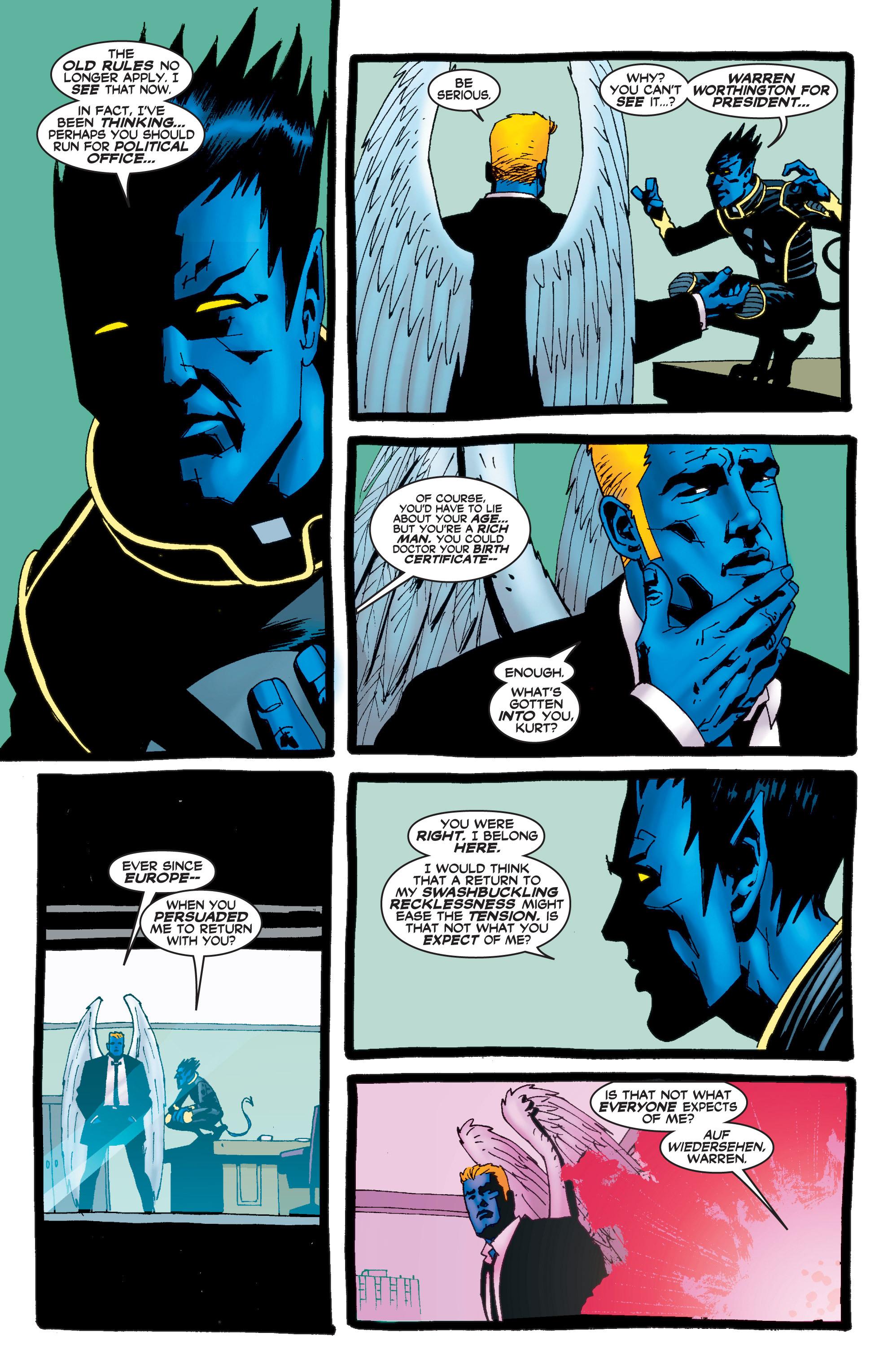 Read online Uncanny X-Men (1963) comic -  Issue #408 - 4