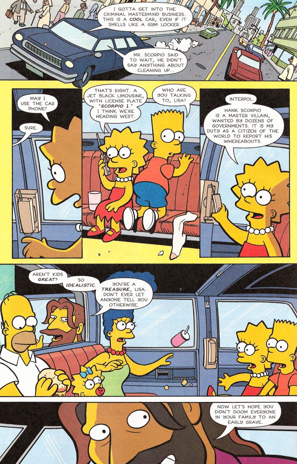 Read online Simpsons Comics comic -  Issue #117 - 9