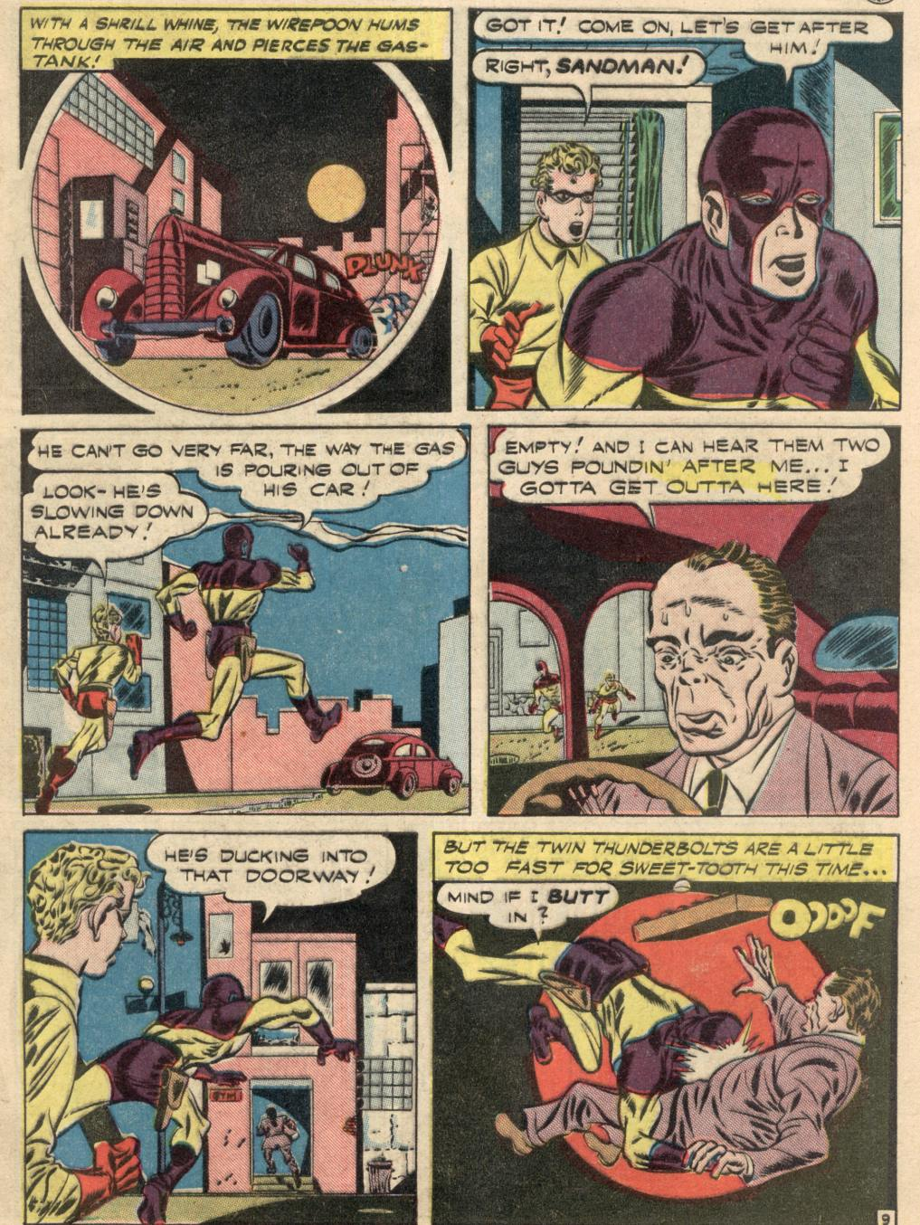 Read online Adventure Comics (1938) comic -  Issue #100 - 11