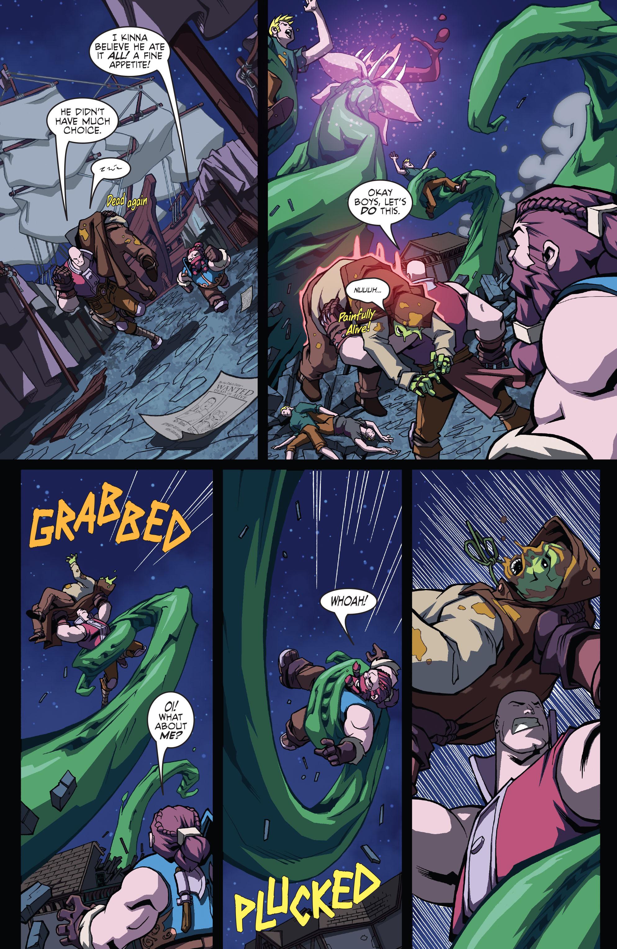 Read online Skullkickers comic -  Issue #11 - 16