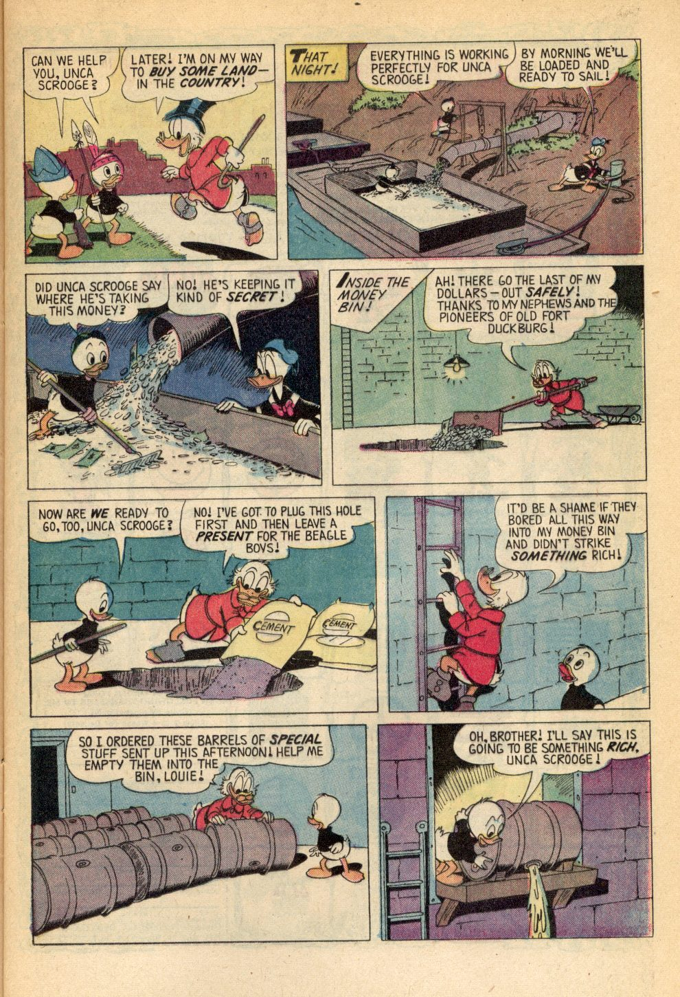 Read online Uncle Scrooge (1953) comic -  Issue #107 - 13