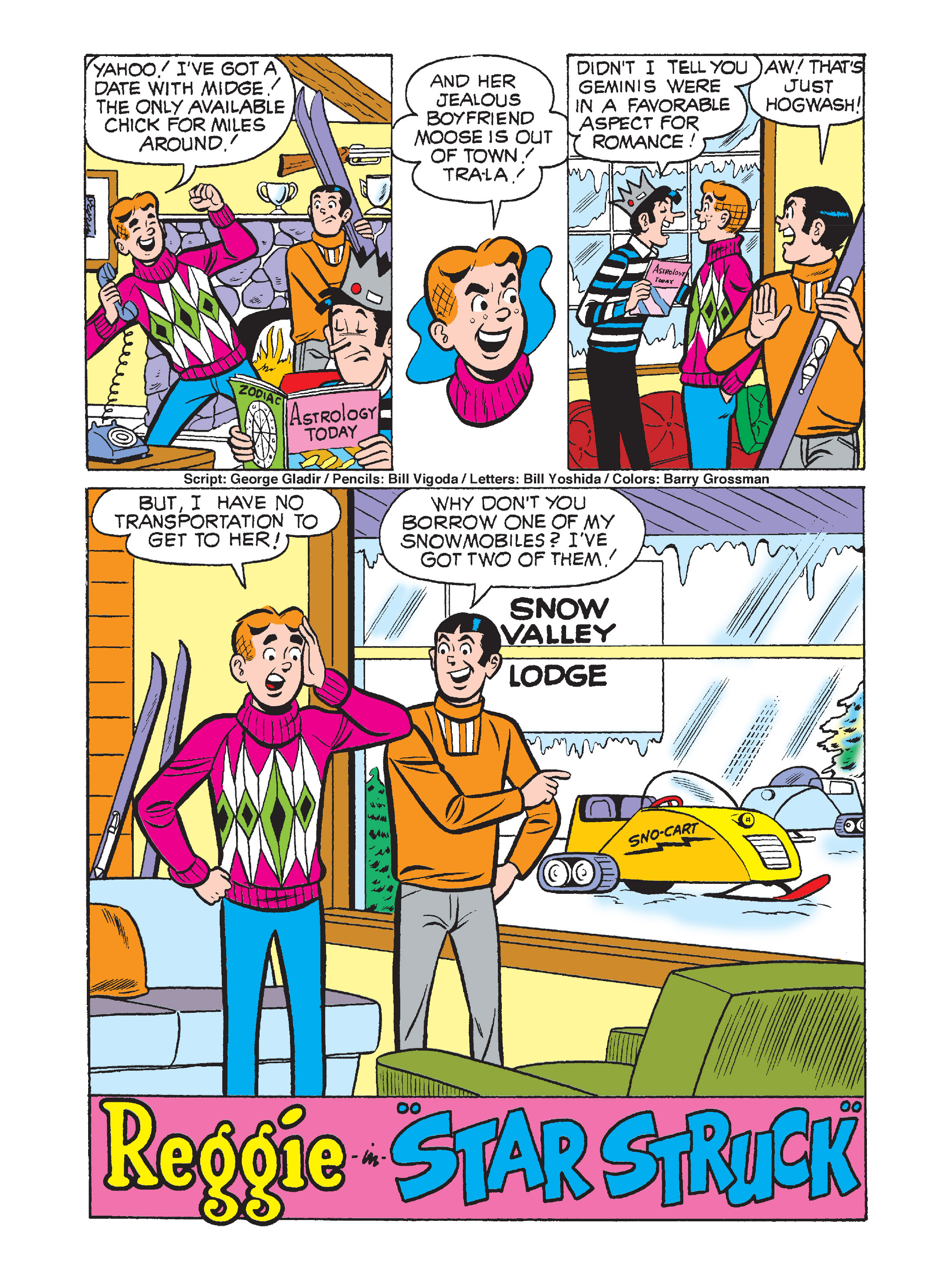 Read online Archie's Funhouse Double Digest comic -  Issue #2 - 13