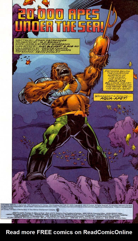 Read online Aquaman (1994) comic -  Issue #Aquaman (1994) _Annual 5 - 2