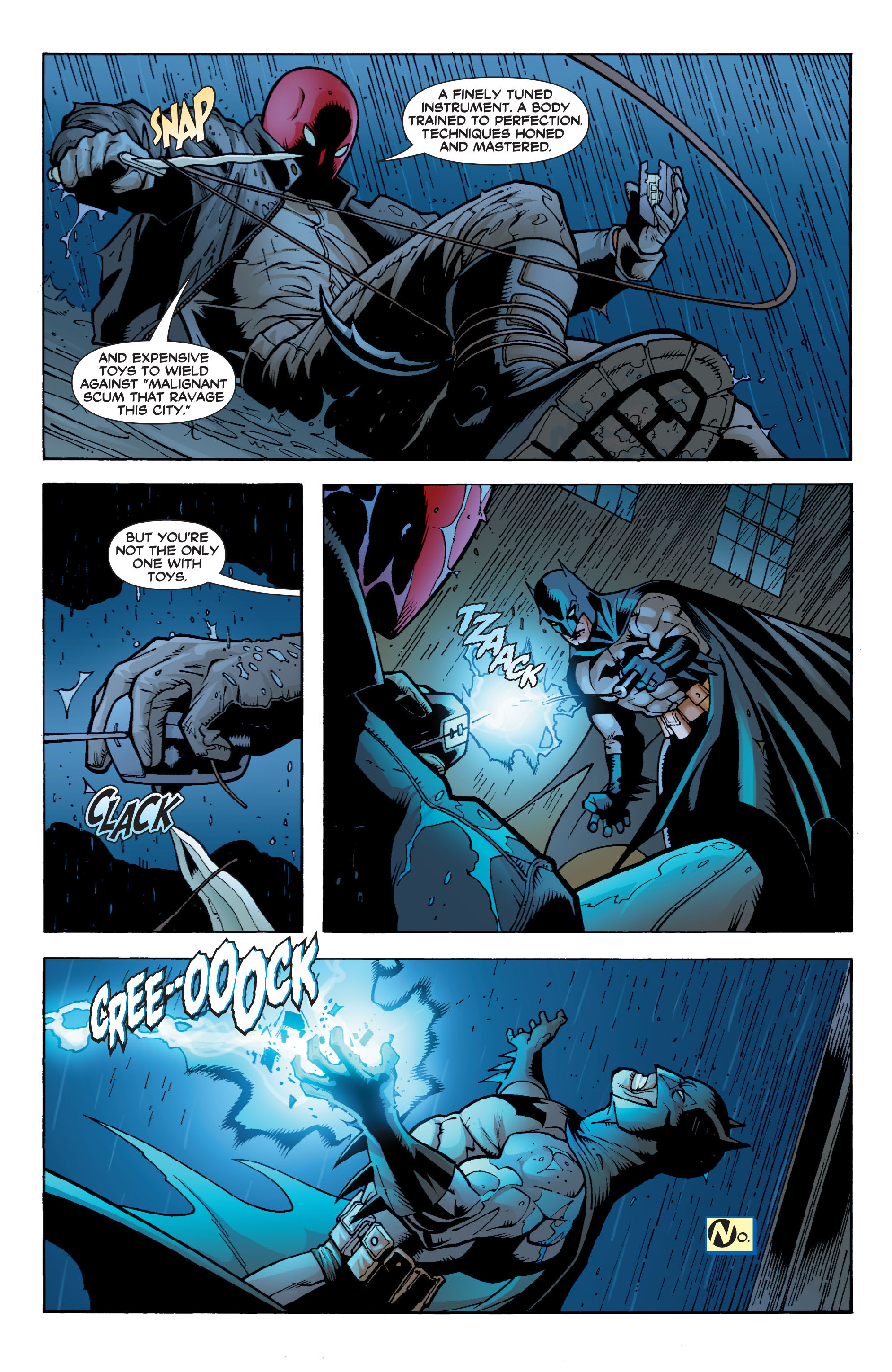 Read online Batman: Under The Red Hood comic -  Issue # Full - 161