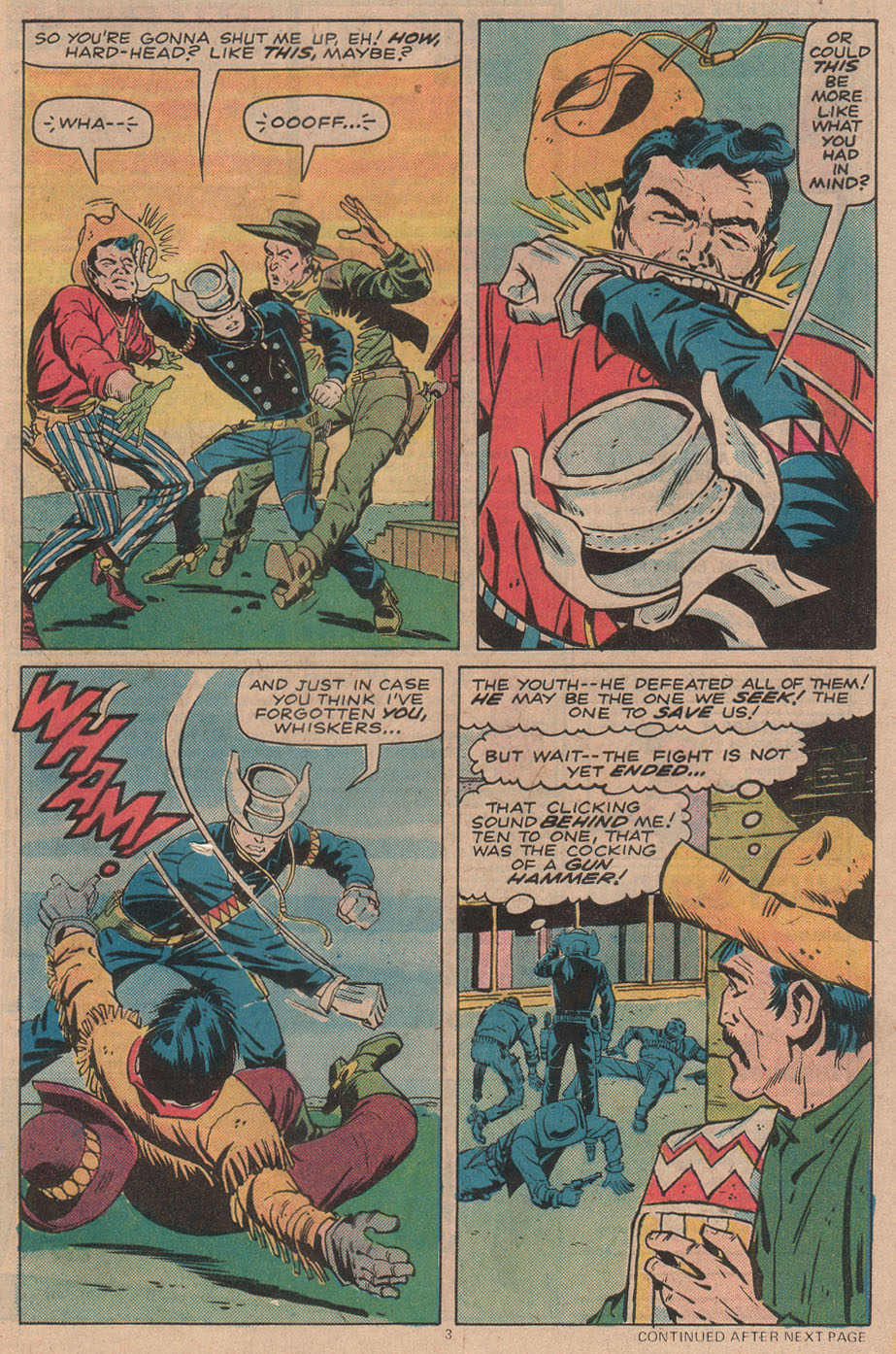 The Rawhide Kid (1955) issue 142 - Page 5