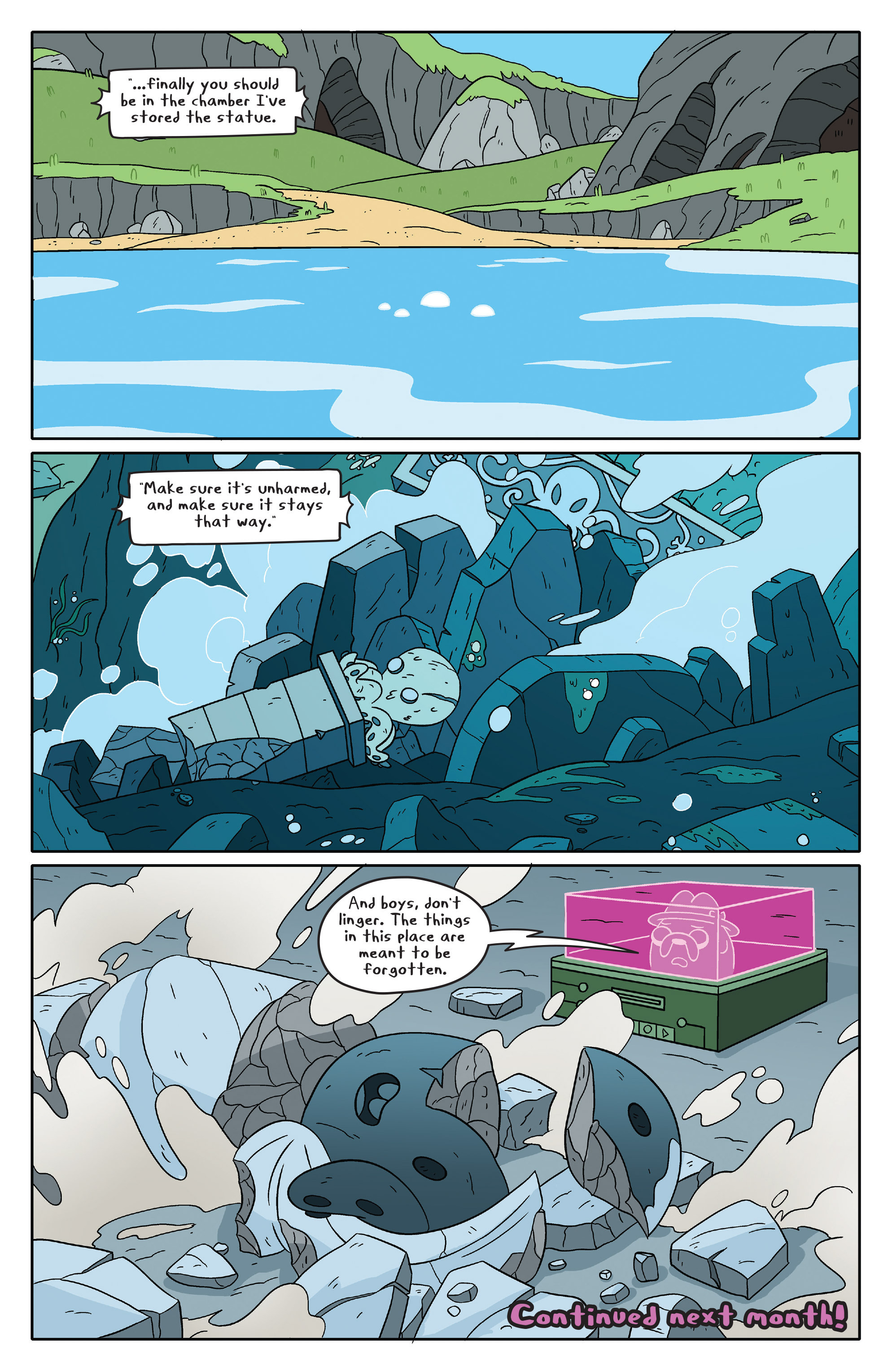 Read online Adventure Time comic -  Issue #46 - 16