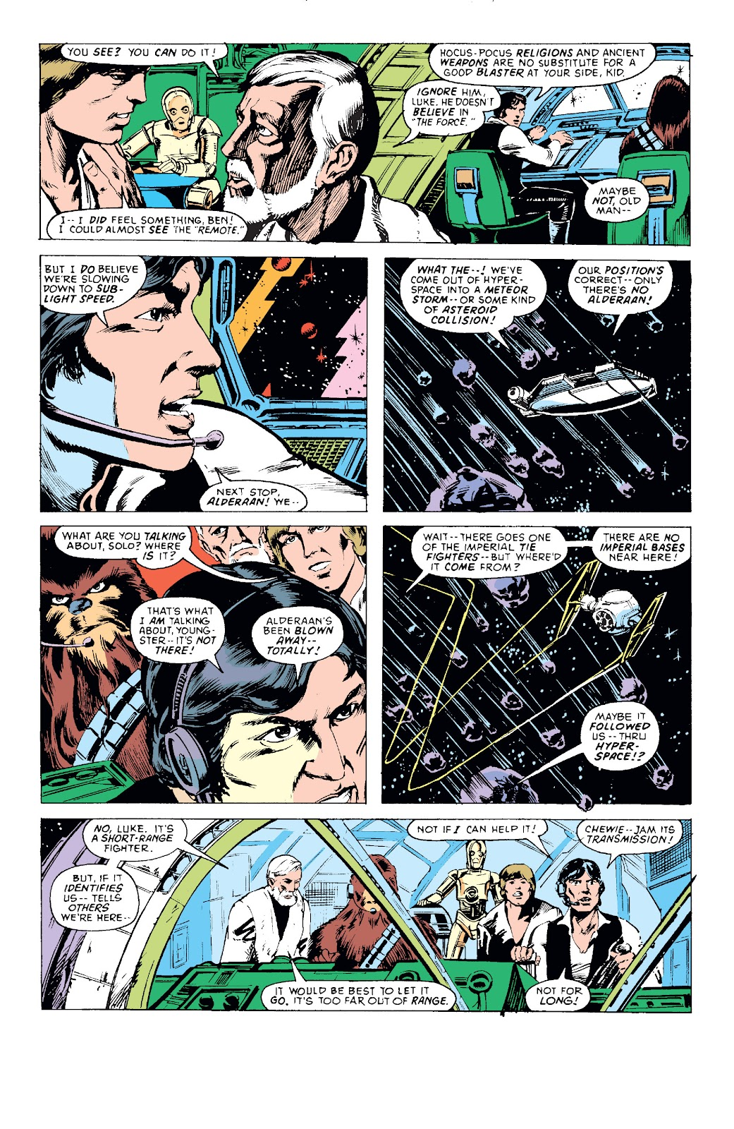 Star Wars (1977) Issue #3 #6 - English 7