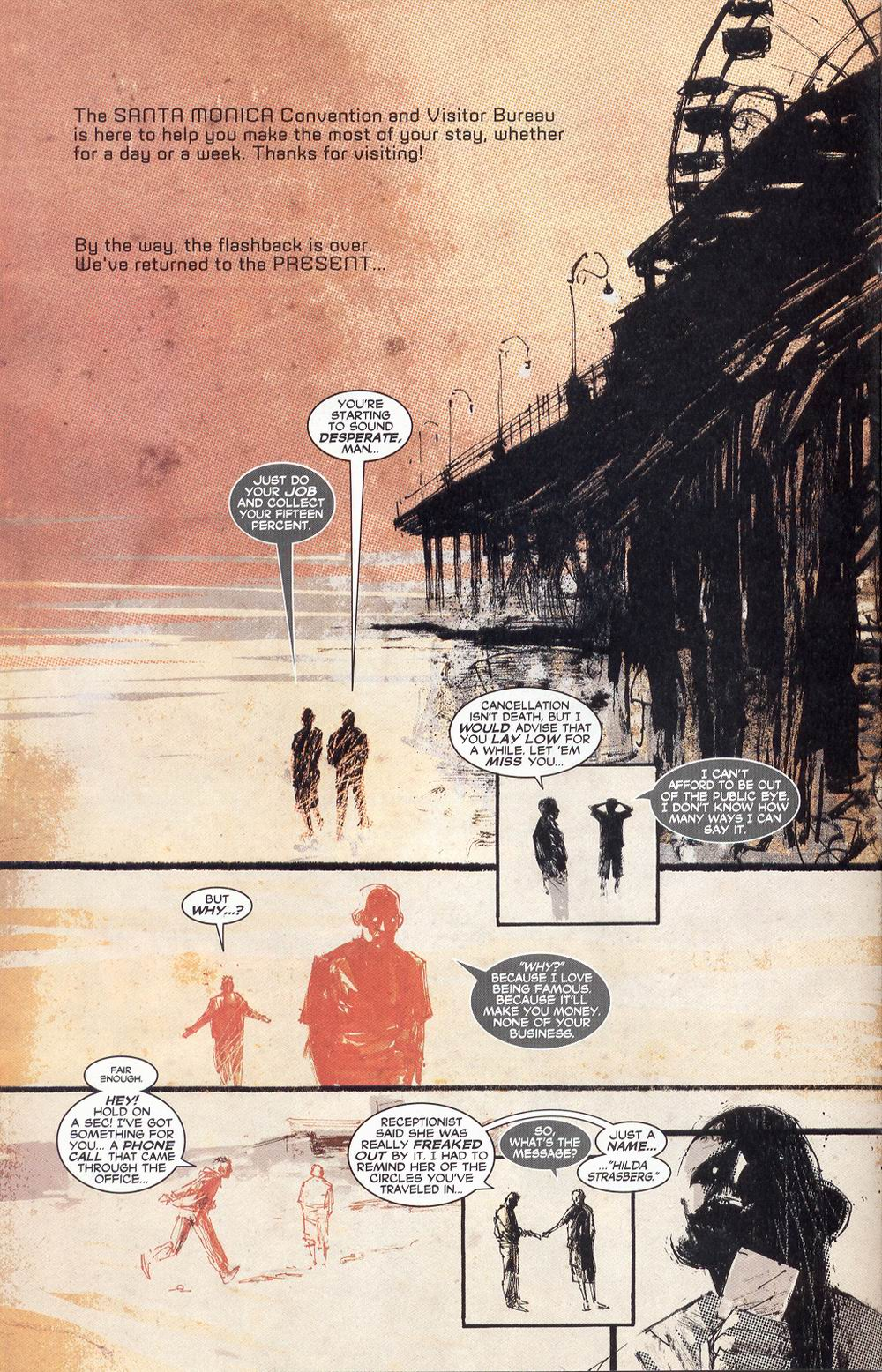 Read online Automatic Kafka comic -  Issue #6 - 8