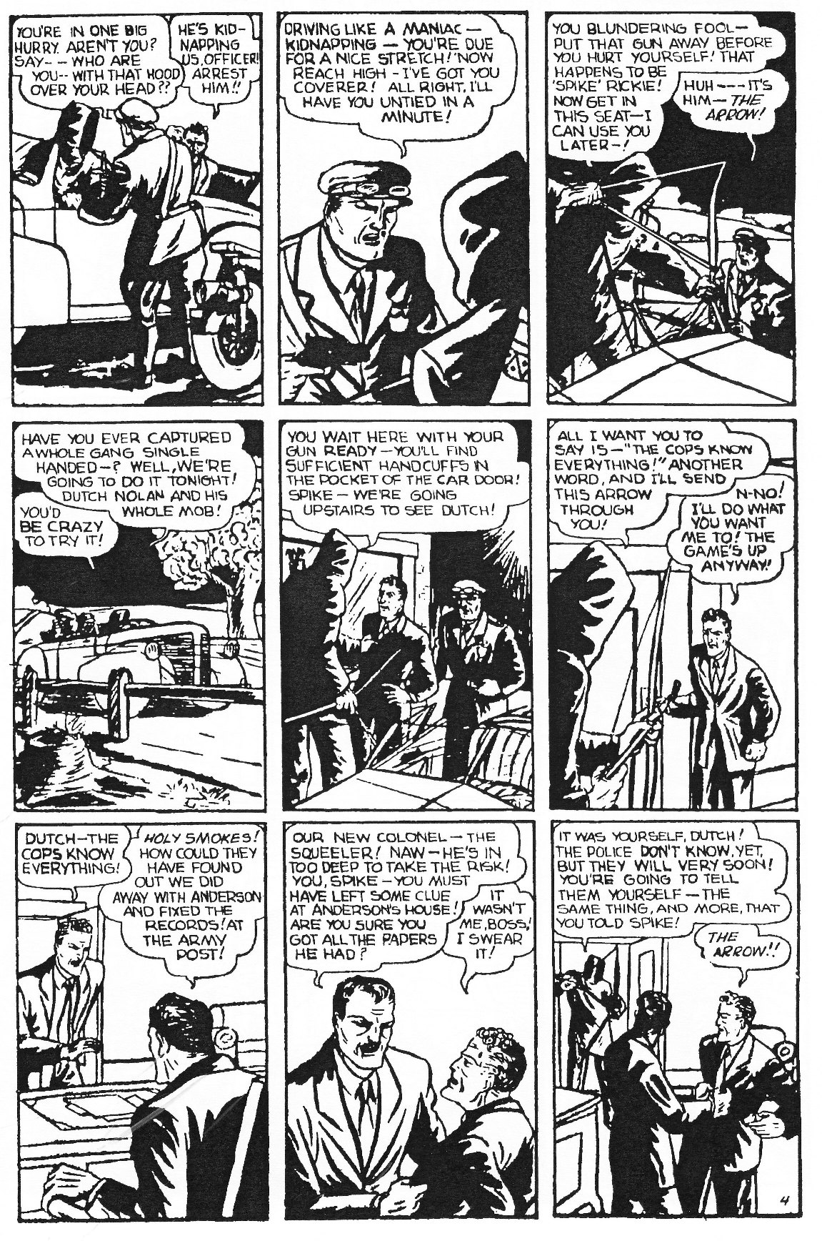 Read online Men of Mystery Comics comic -  Issue #83 - 32