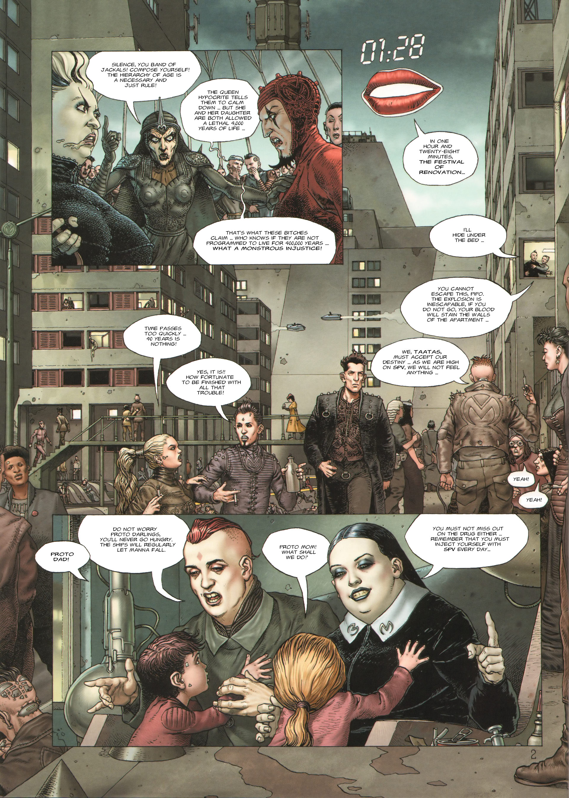 Read online Megalex (2014) comic -  Issue #3 - 5