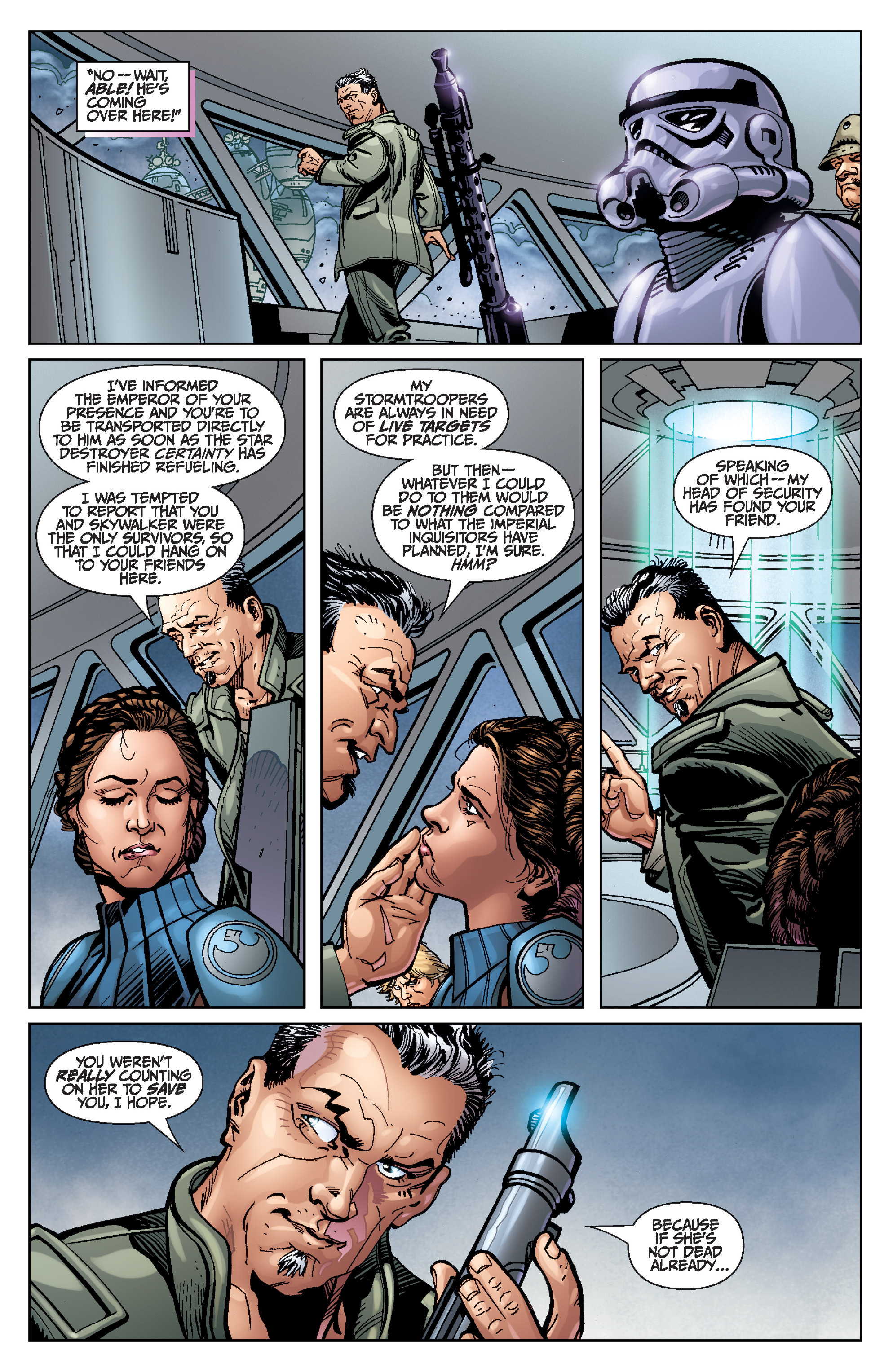 Read online Star Wars Omnibus comic -  Issue # Vol. 20 - 351