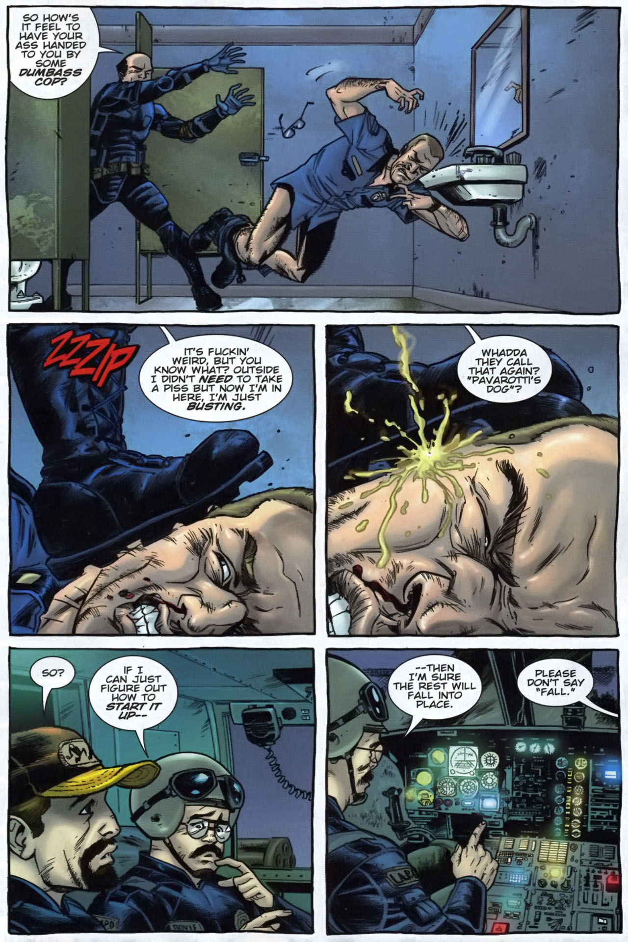 Read online The Exterminators comic -  Issue #29 - 11