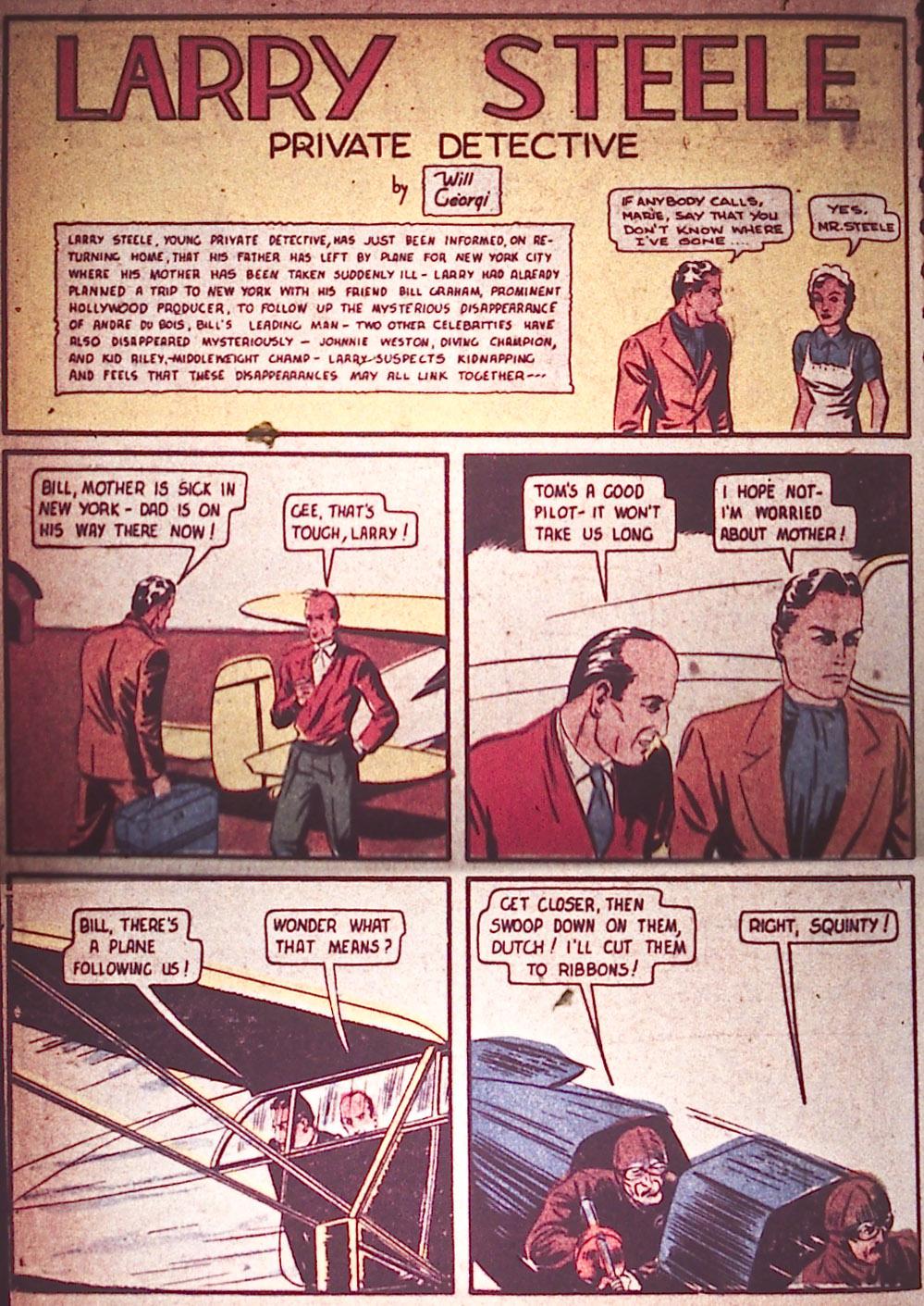 Detective Comics (1937) 6 Page 9
