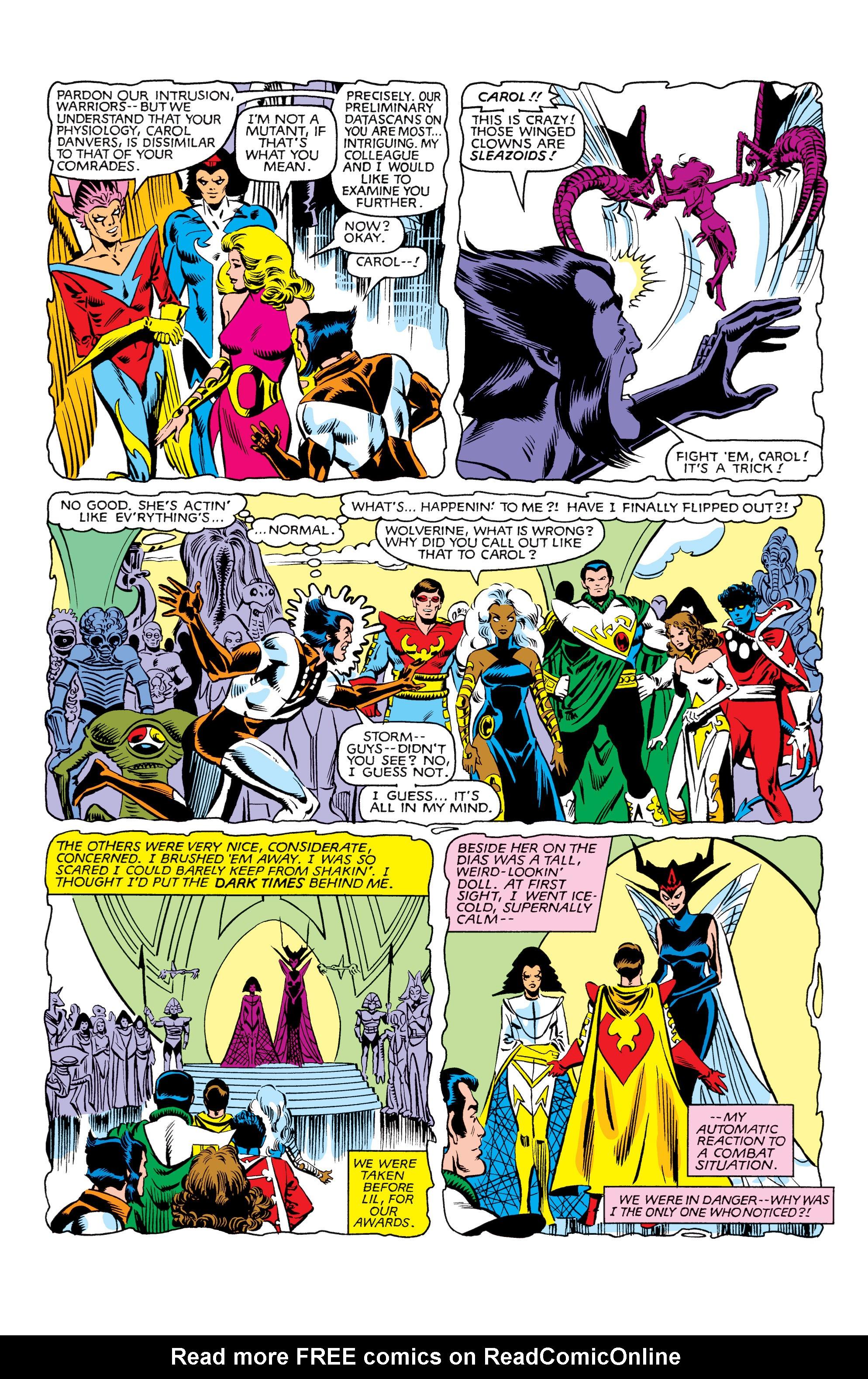 Read online Uncanny X-Men (1963) comic -  Issue #162 - 11