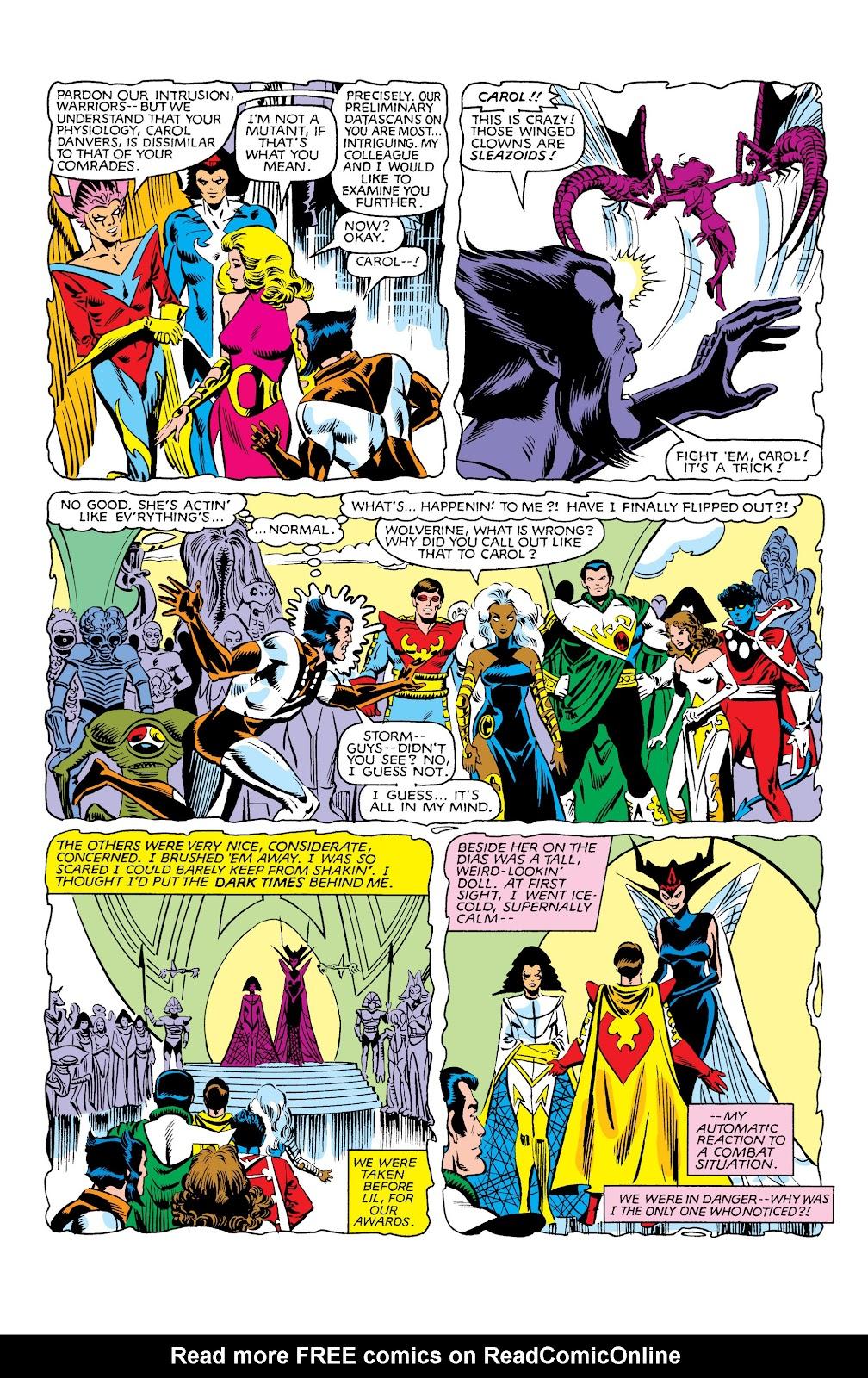 Uncanny X-Men (1963) issue 162 - Page 11