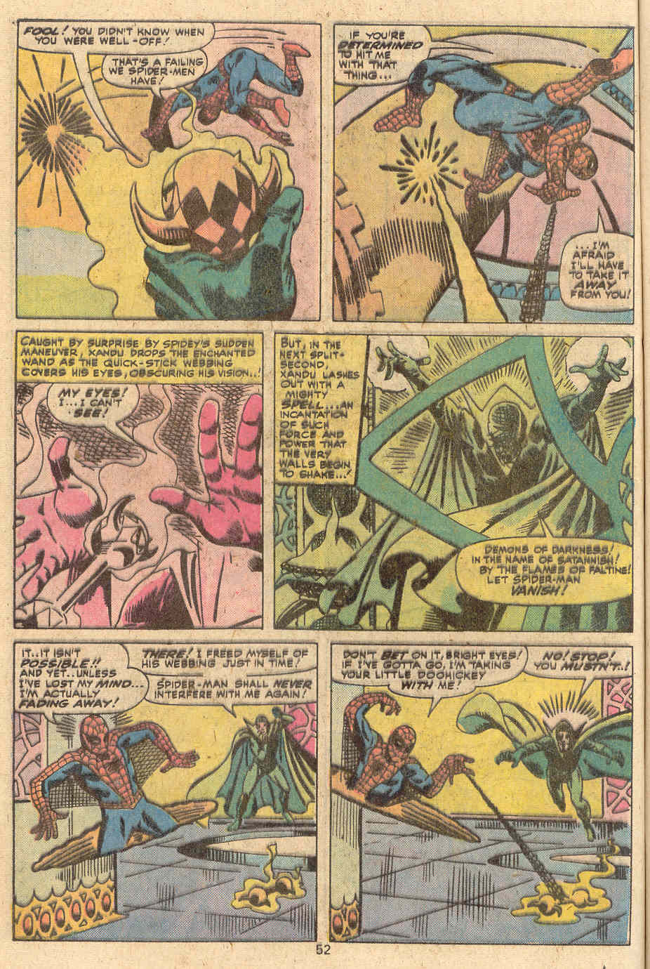 Giant-Size Spider-Man (1974) issue 4 - Page 43