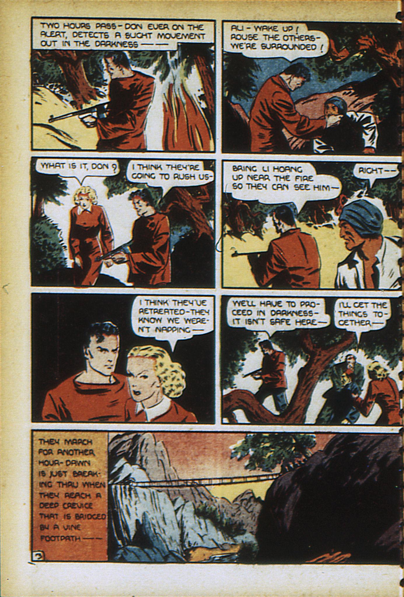 Read online Adventure Comics (1938) comic -  Issue #30 - 65