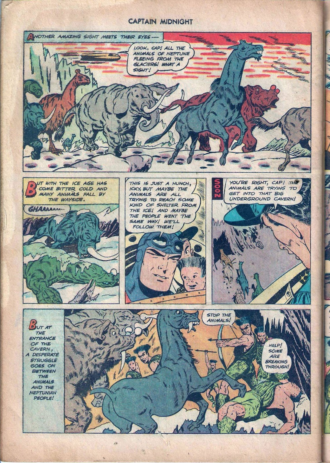 Captain Midnight (1942) issue 59 - Page 27