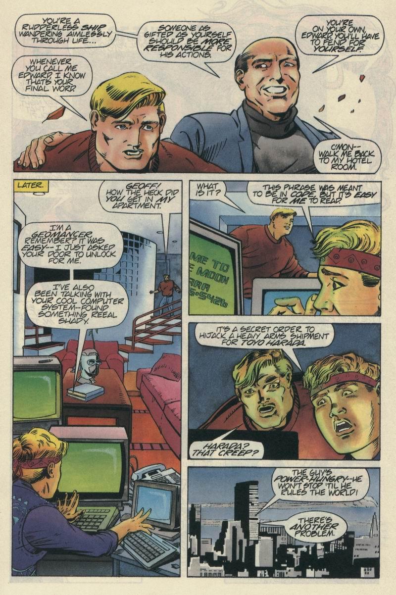 Read online Secret Weapons comic -  Issue #5 - 7