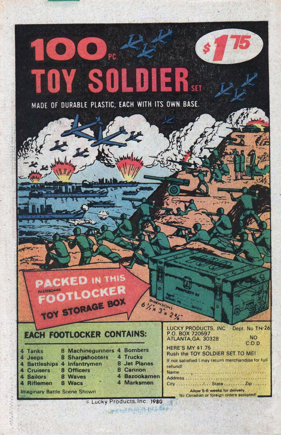 Read online Adventure Comics (1938) comic -  Issue #470 - 34